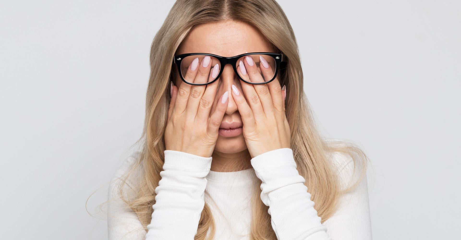 Zwarte kringen om je ogen? Dit kan de reden zijn