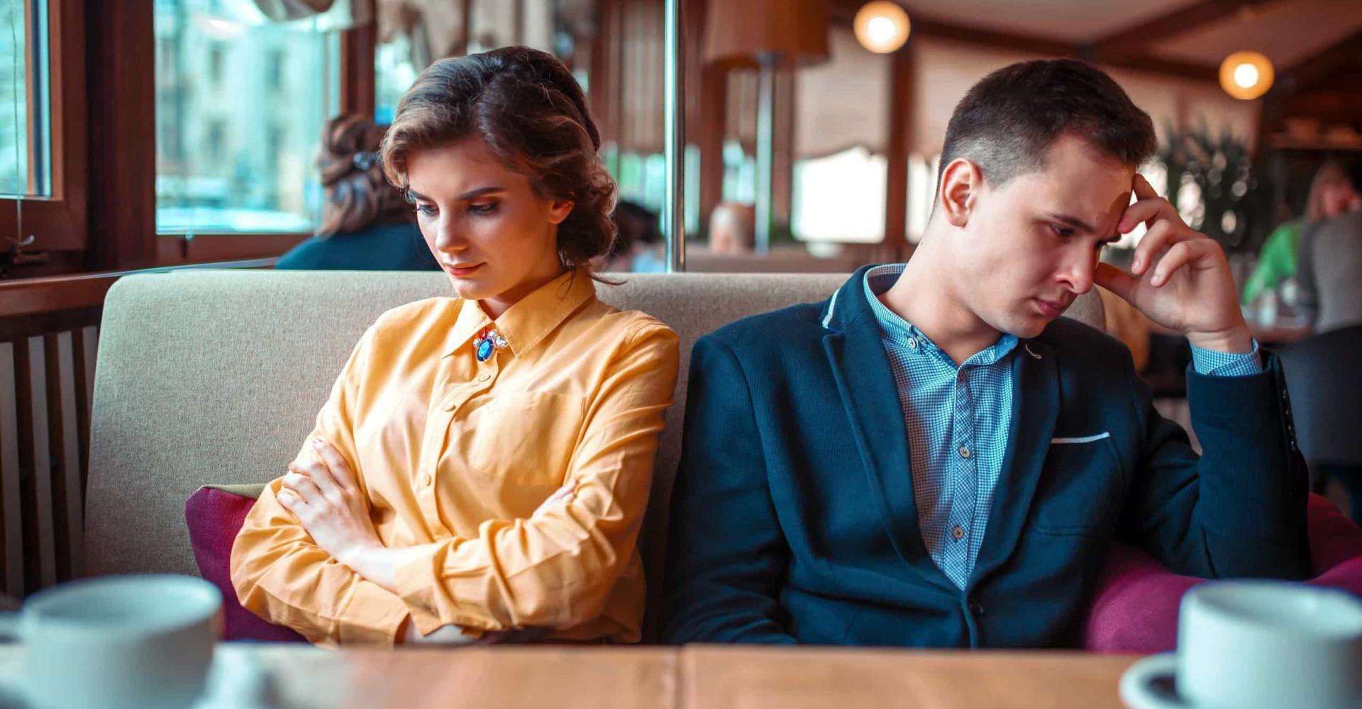 hilarische dating mislukt