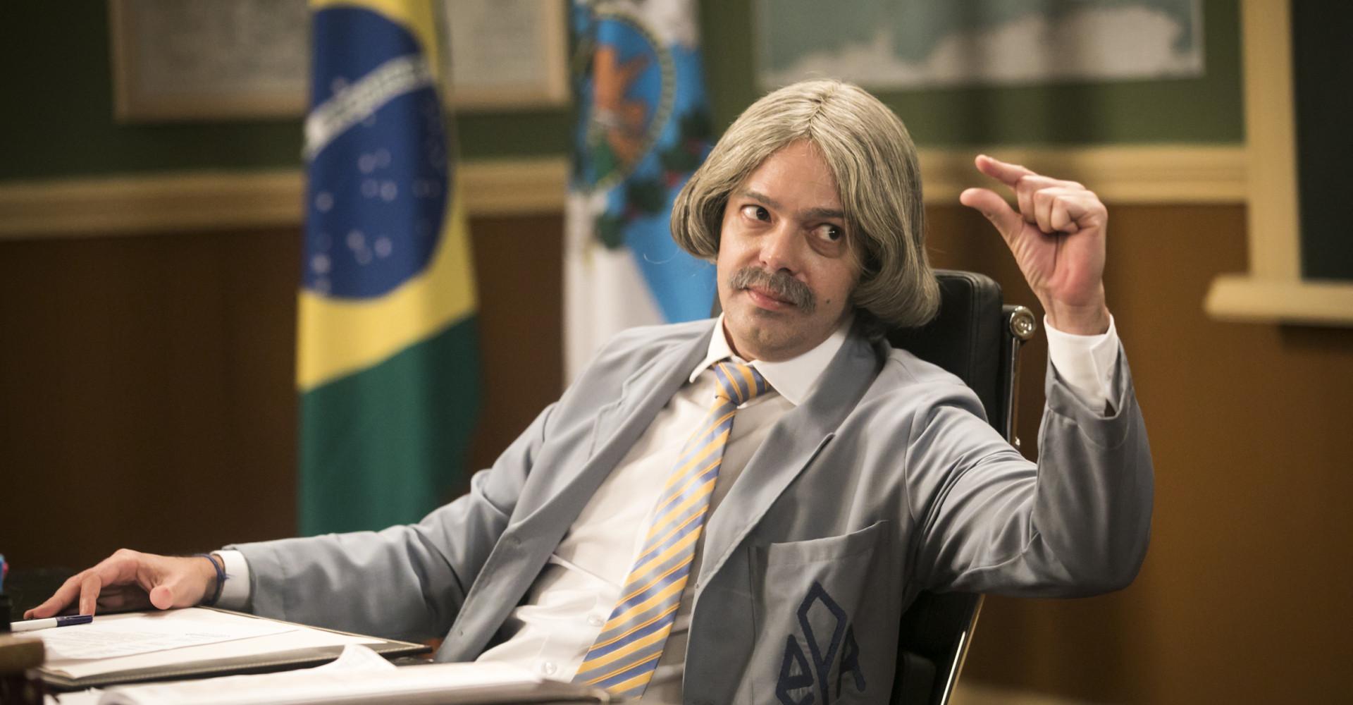 Nova temporada da 'Escolinha' terá estreias e trocas de personagens