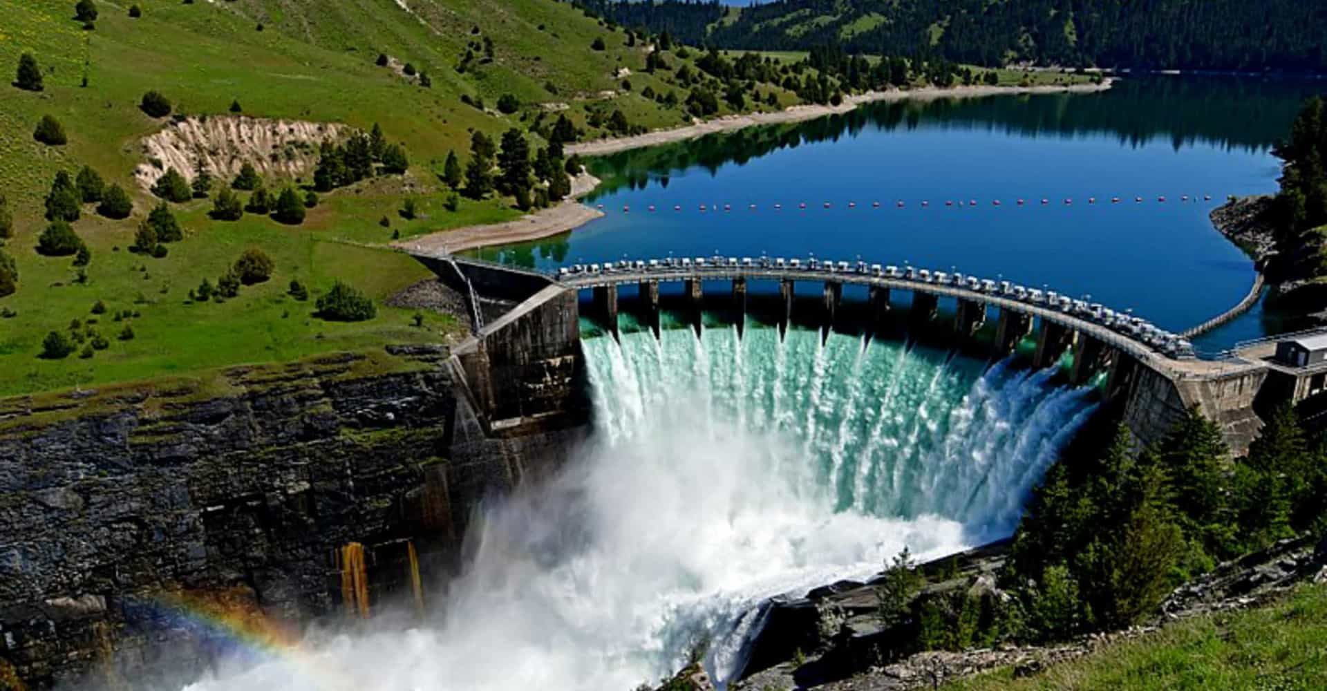 World wonders: Impressive dams across the globe