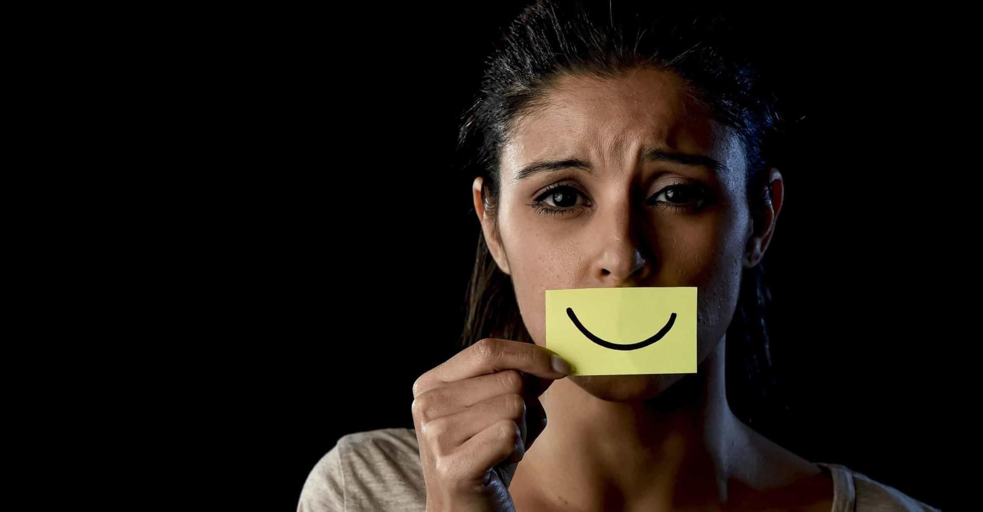 Waarom je niet altijd blij hoeft te zijn