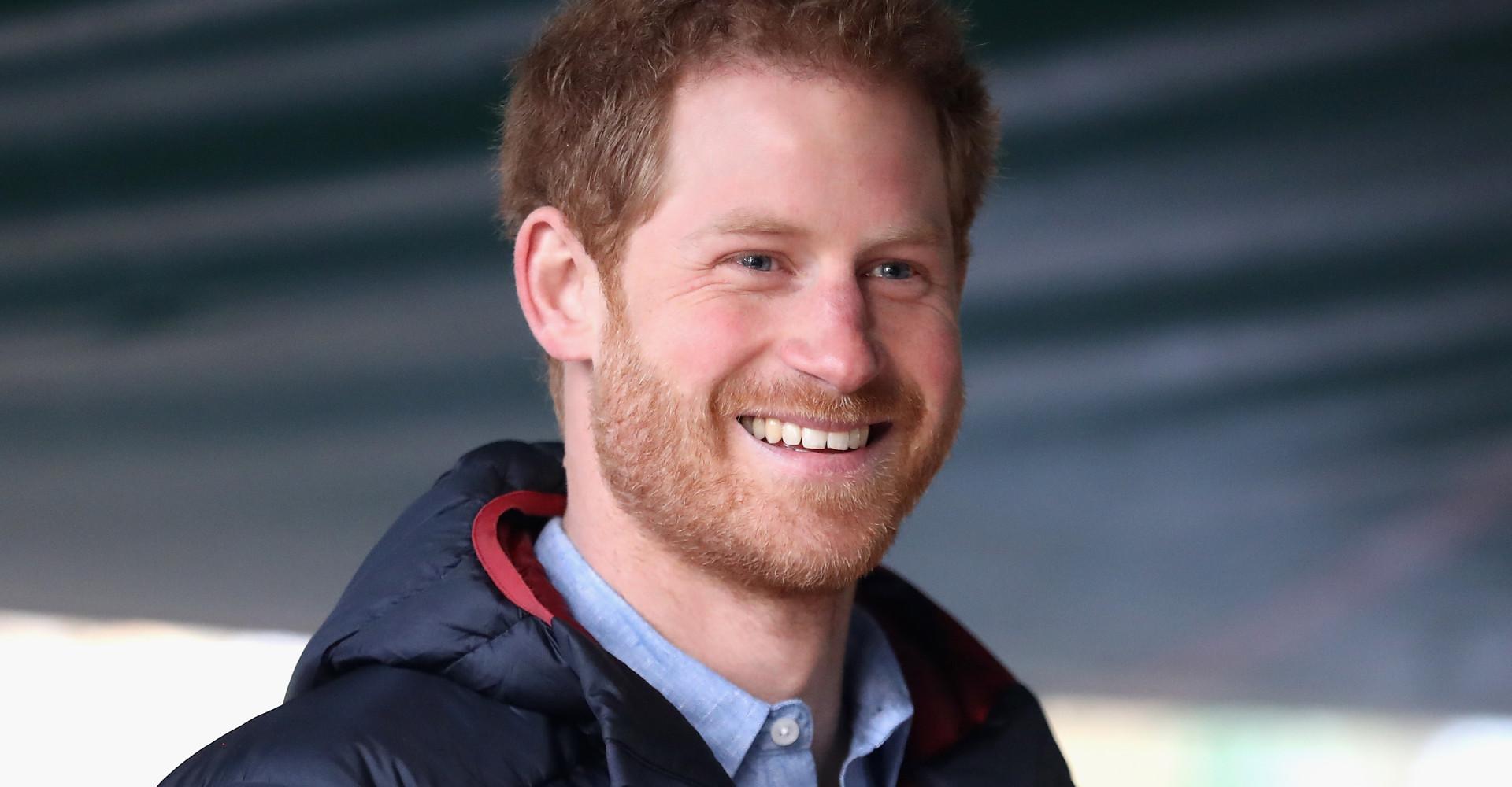 Prinssi Harry liittyy julkkistuottajien rivistöön