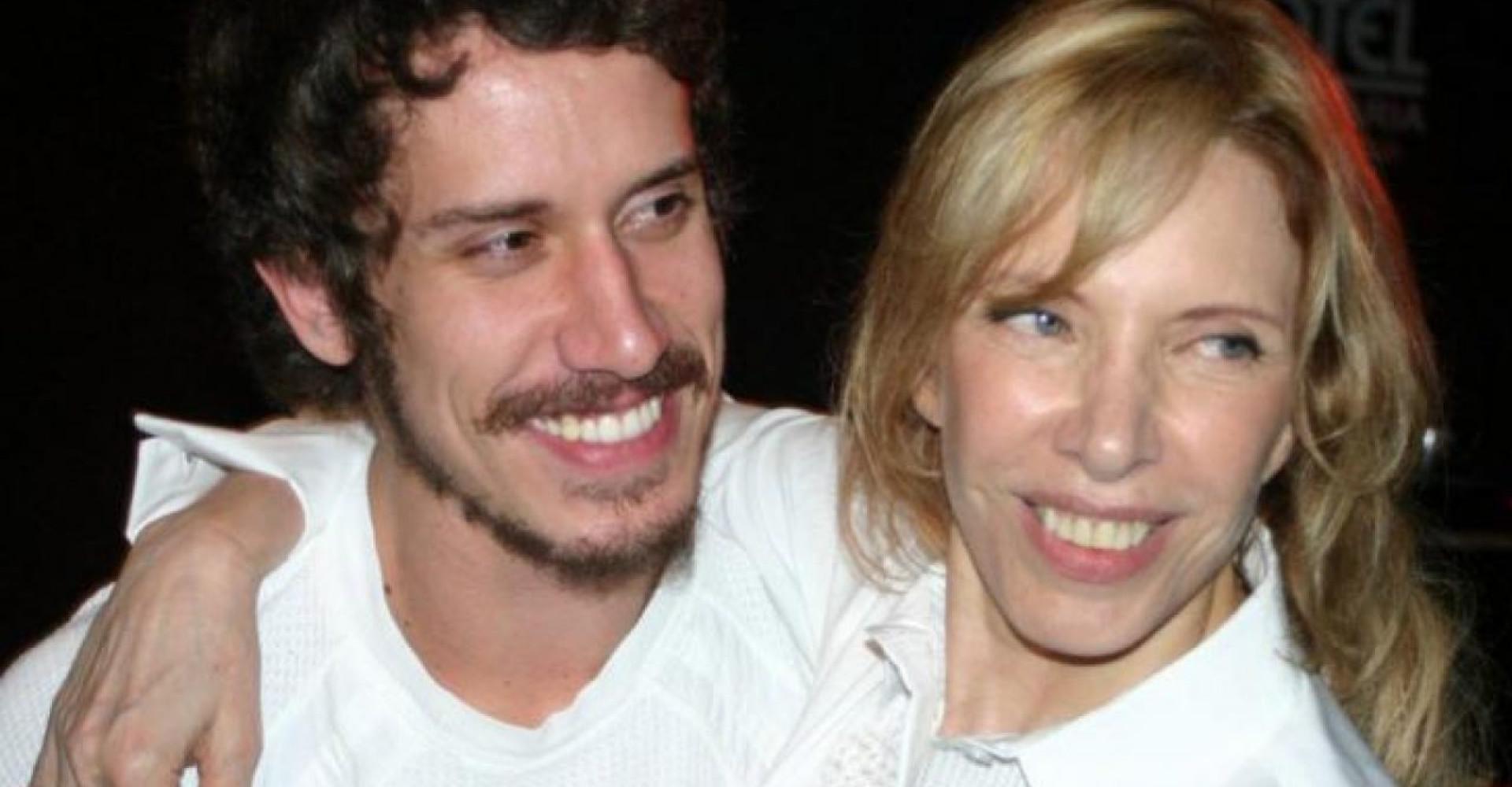 Filho de Marília Gabriela afirma que jamais se envolveu com Gianecchini