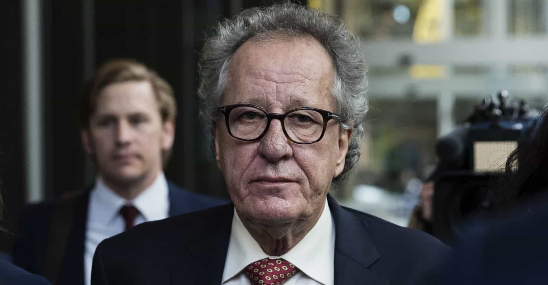 Geoffrey Rush, Donald Trump, and more stars who sued for defamation