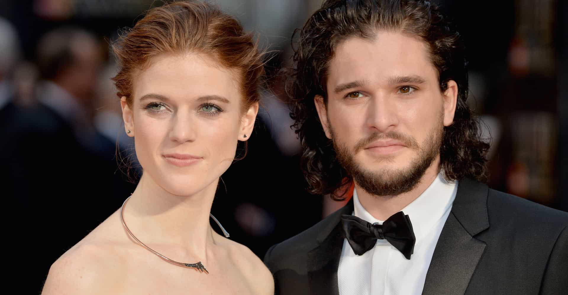 Couples are coming: The real-life partners of 'Game of Thrones' characters