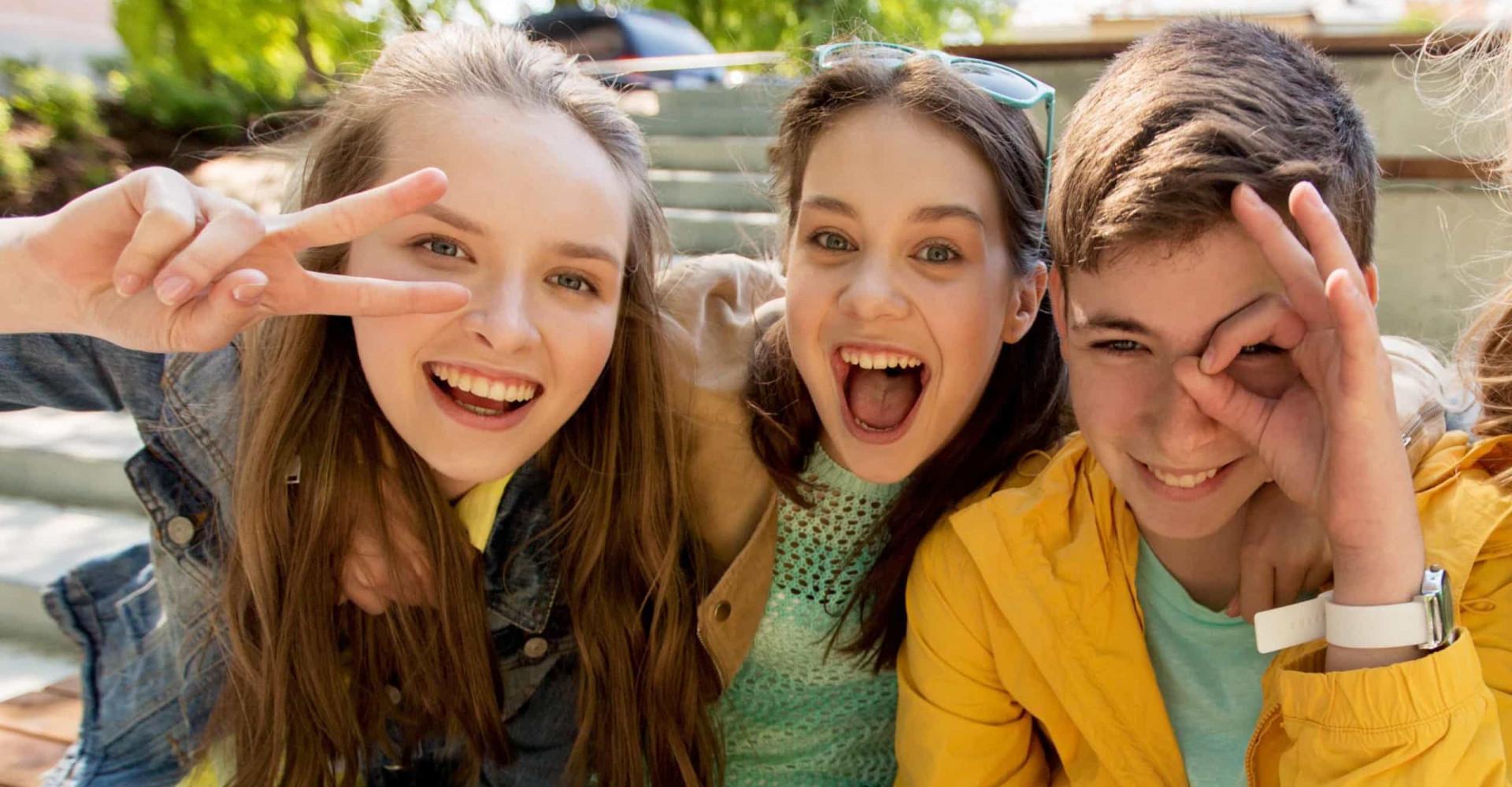 Vriendschappen in je kindertijd beïnvloeden je liefdesleven