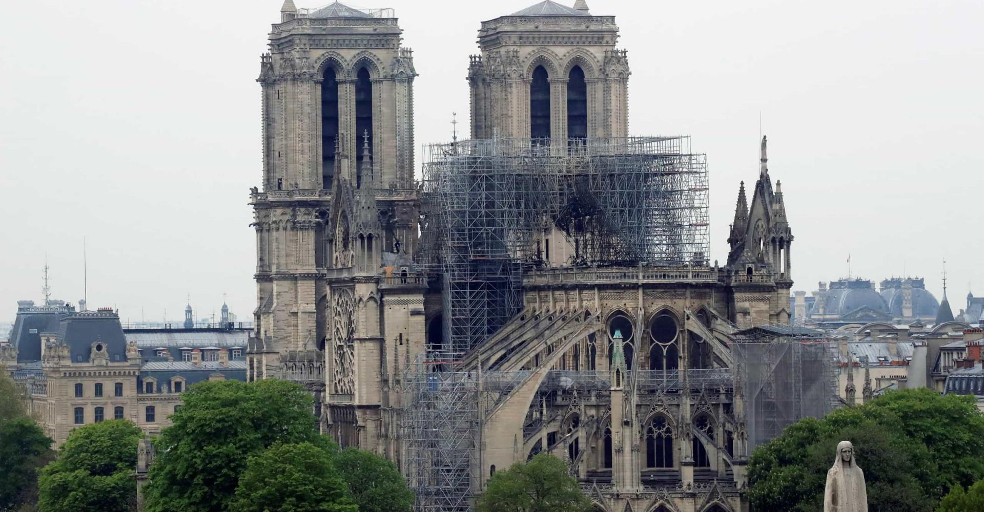Les majestueuses cathédrales de France