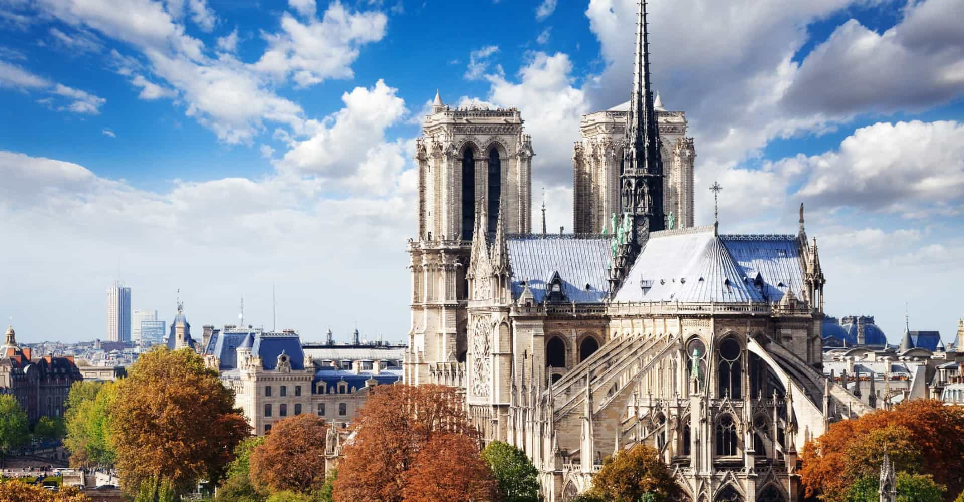 Never seen Notre-Dame? Here's your chance