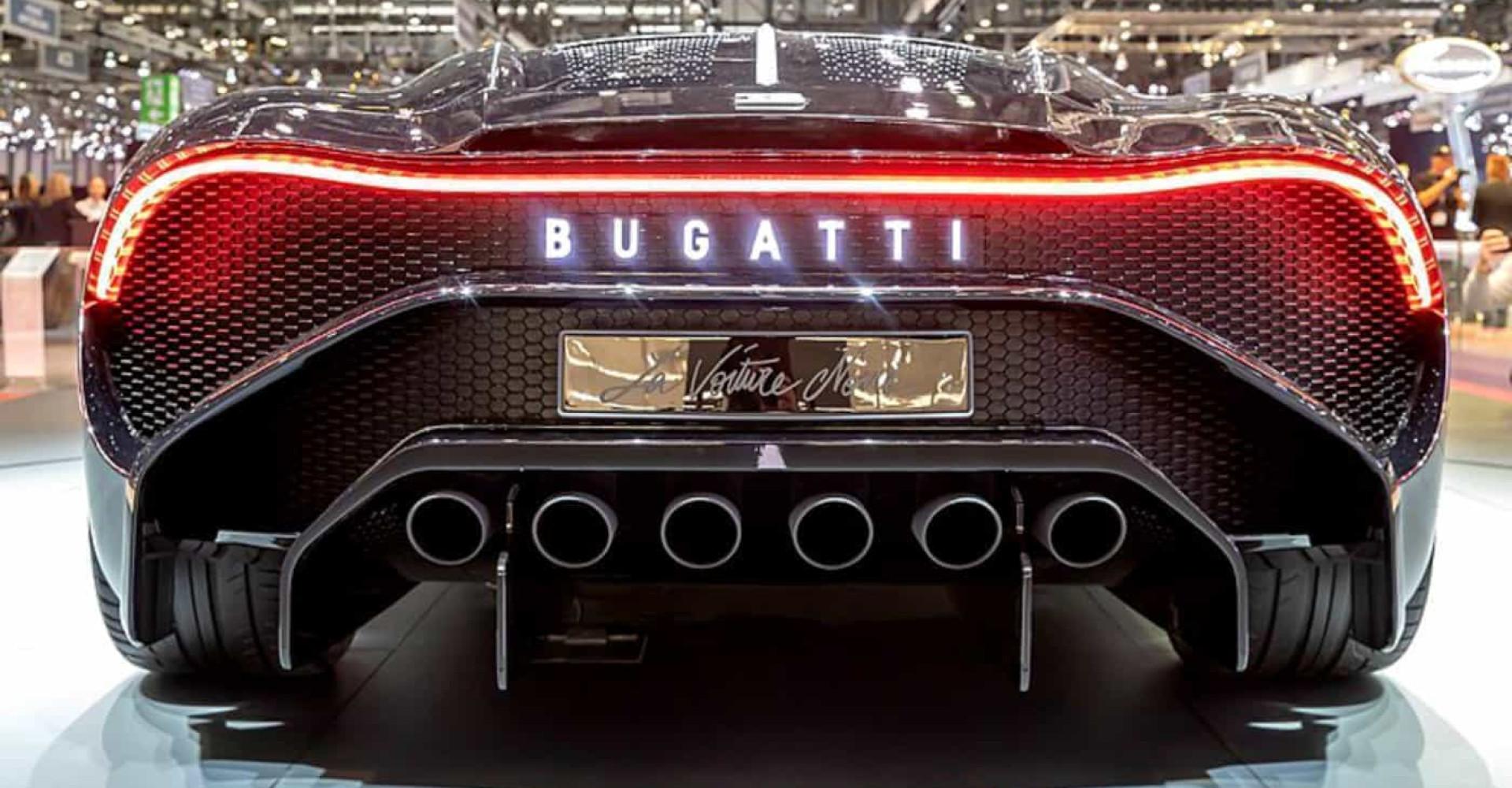 Bugatti: Elegância e força sobre quatro rodas