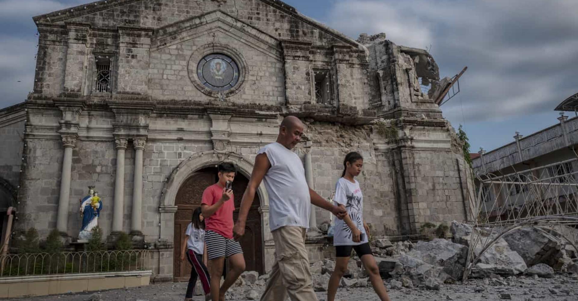 Los terremotos más devastadores de todos los tiempos