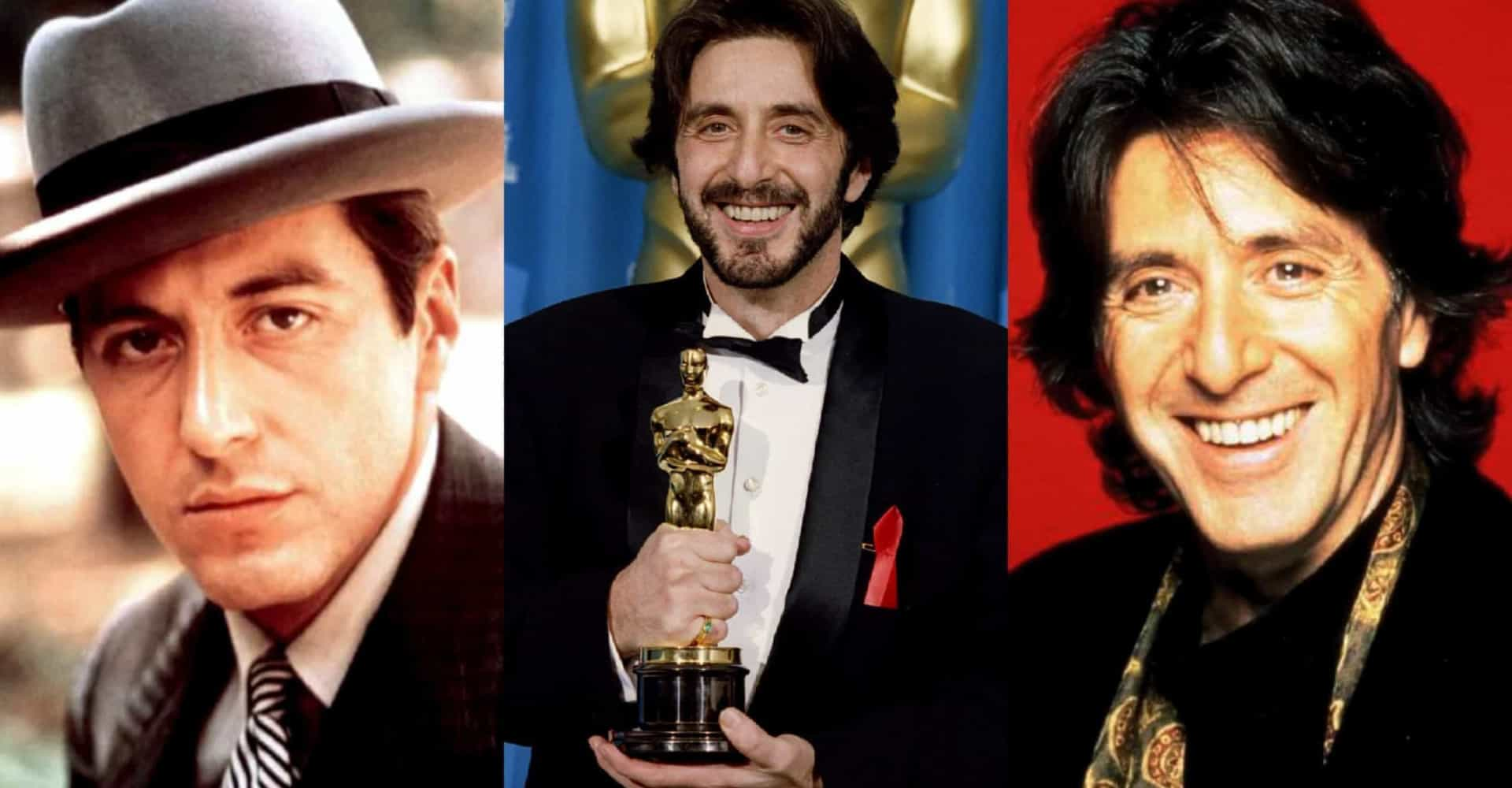 Al Pacino: five decades in movies!