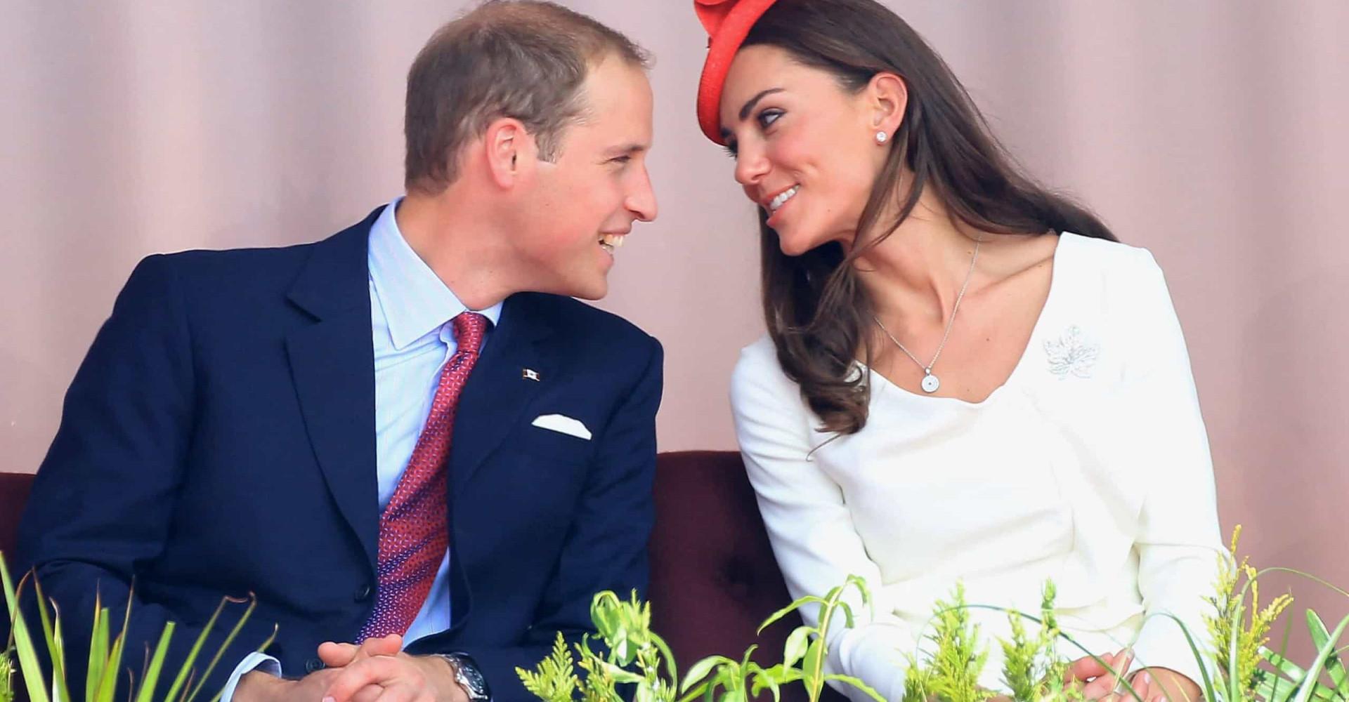 Kate ja William: rakkauden juhla parin hääpäivänä