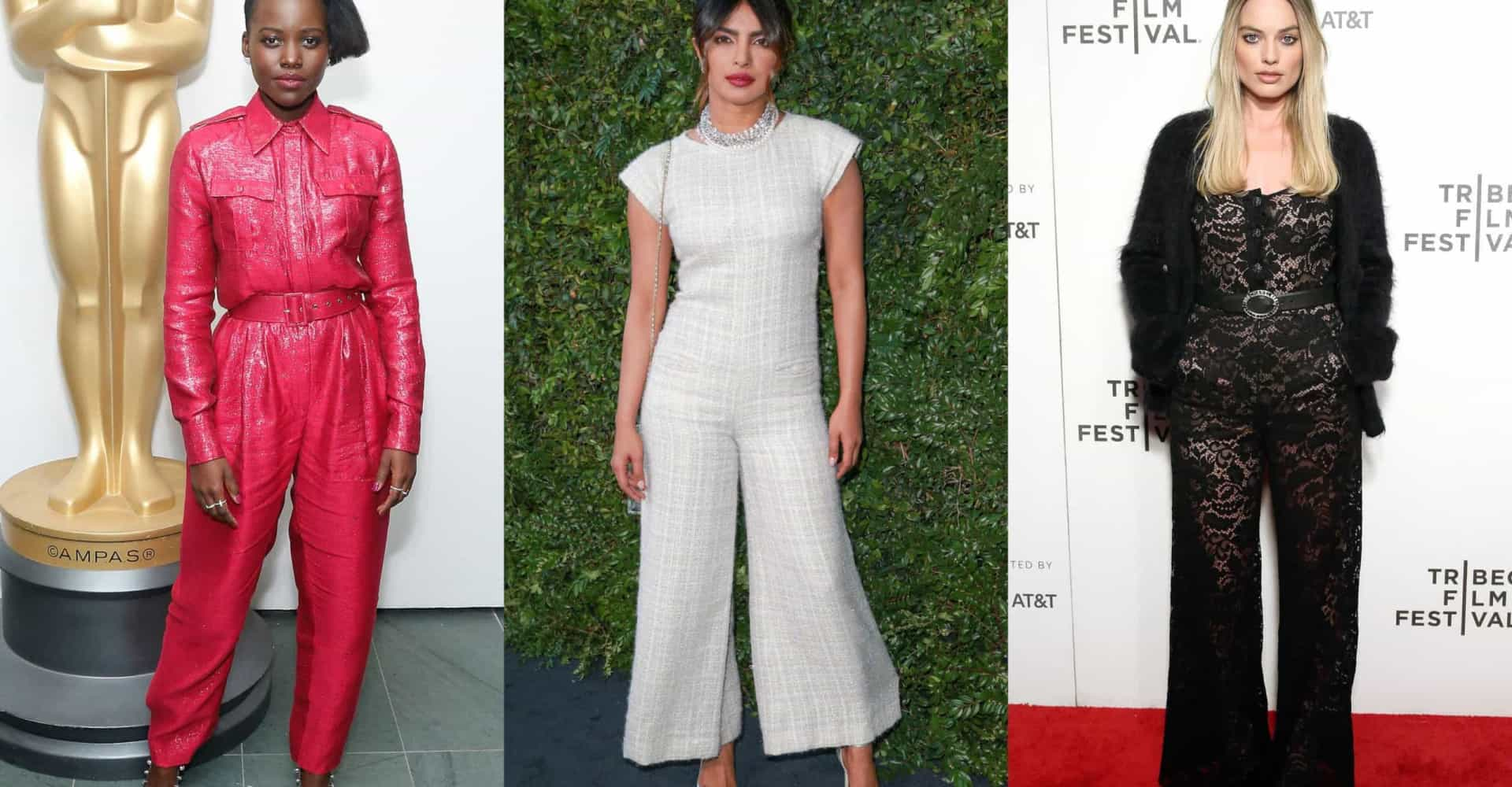 How to rock a jumpsuit, as shown by celebs