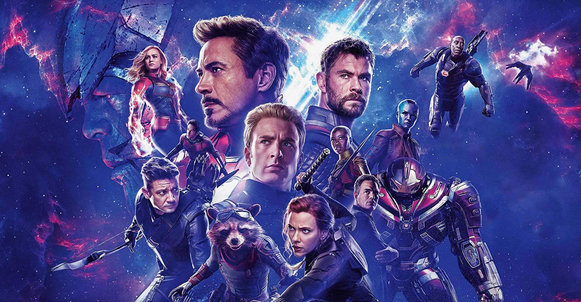 'Vingadores: Ultimato' chega a marca surpreendente de 1,2 bilhão em bilheteria