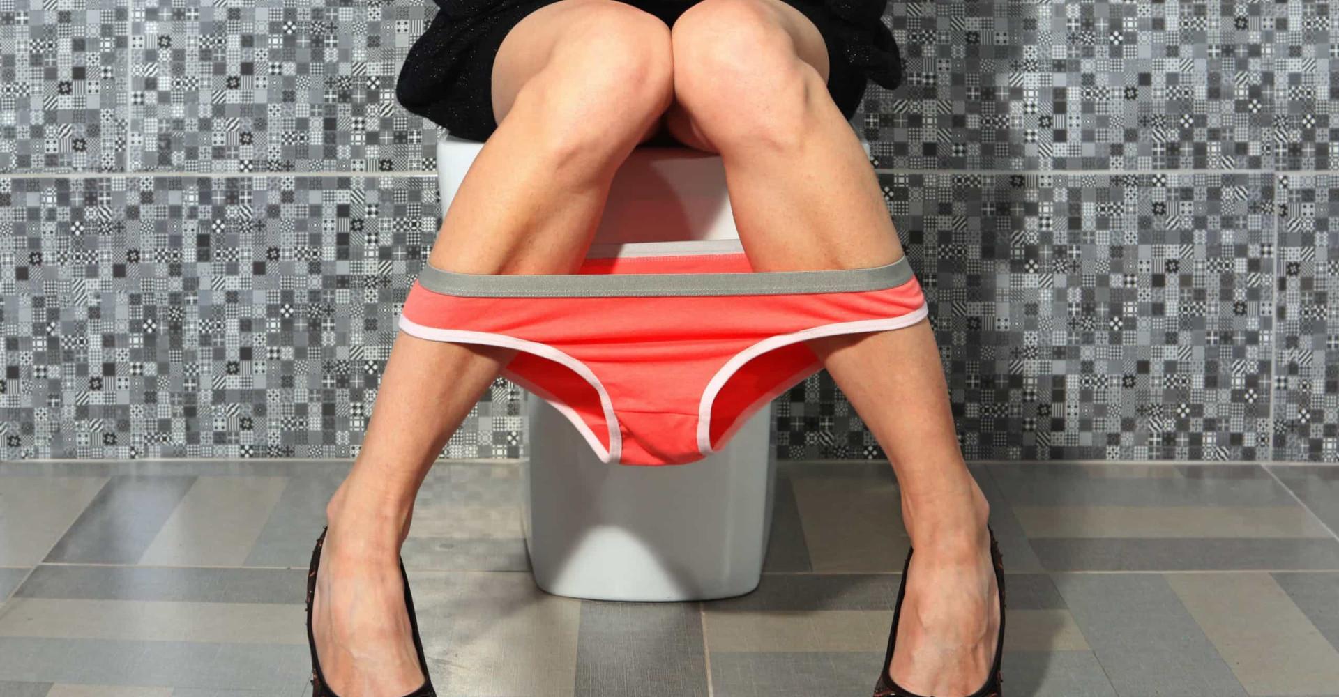 Waarom je meer moet poepen tijdens je menstruatie