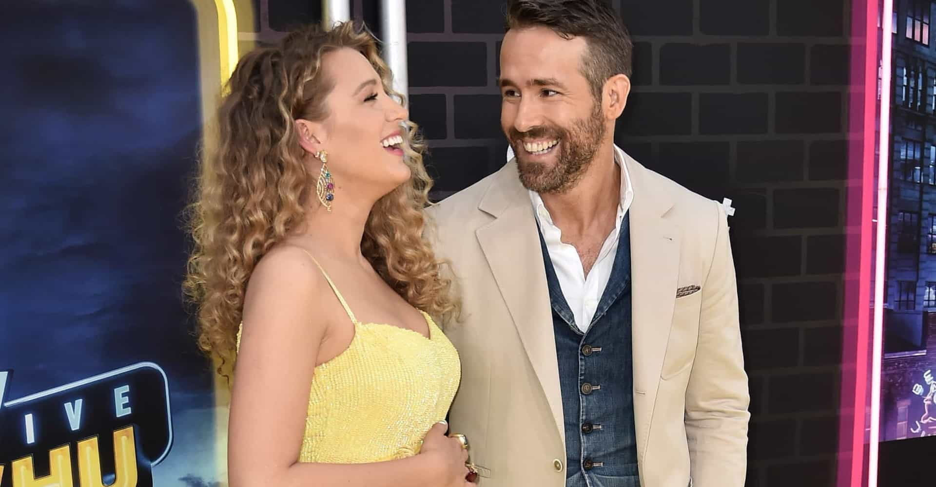 Couple goals: Ryan Reynolds and Blake Lively are expecting!