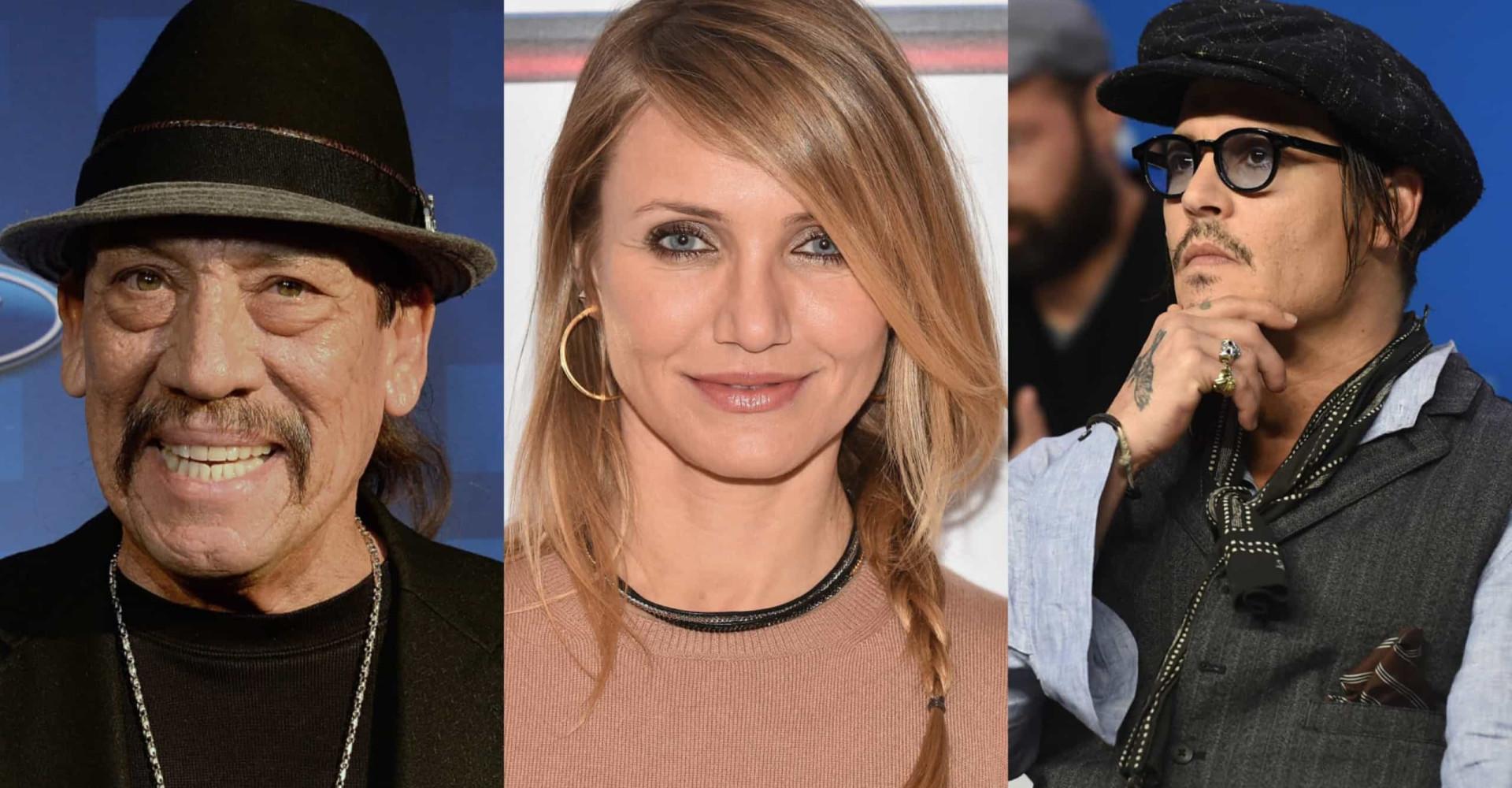Os atores mais 'rotulados' de Hollywood