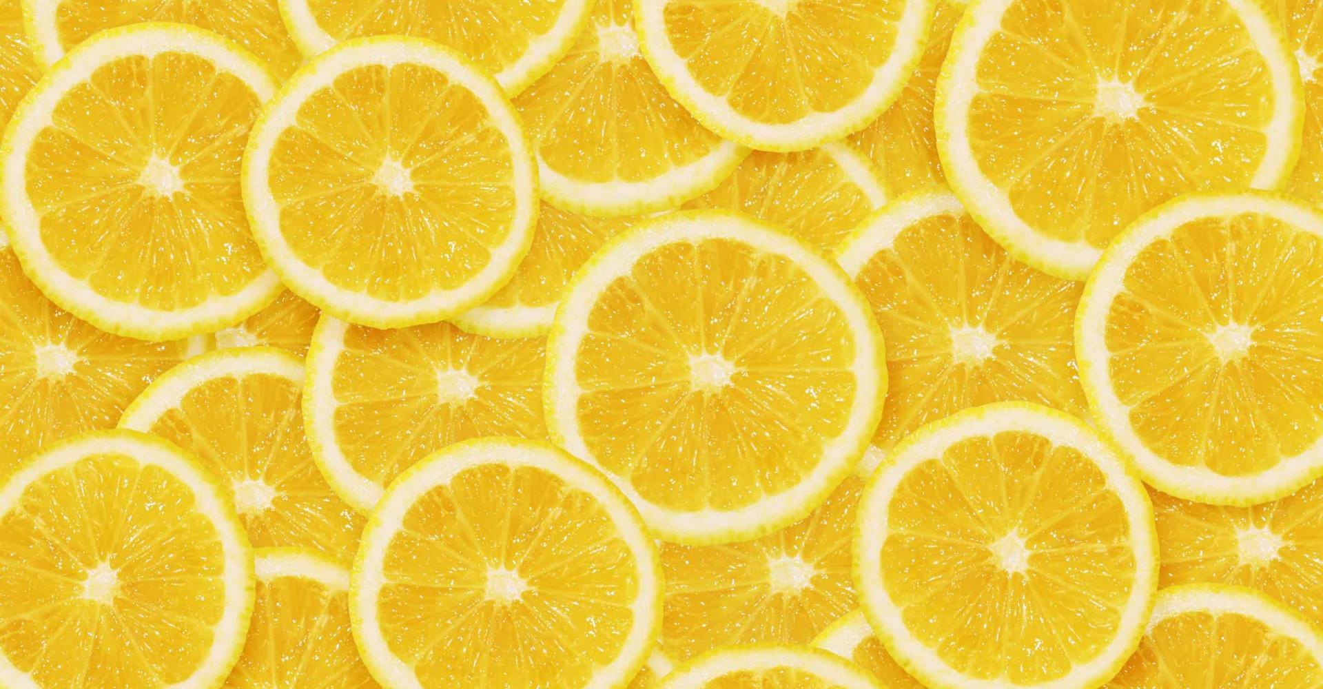 De schoonheidsvoordelen van citroen