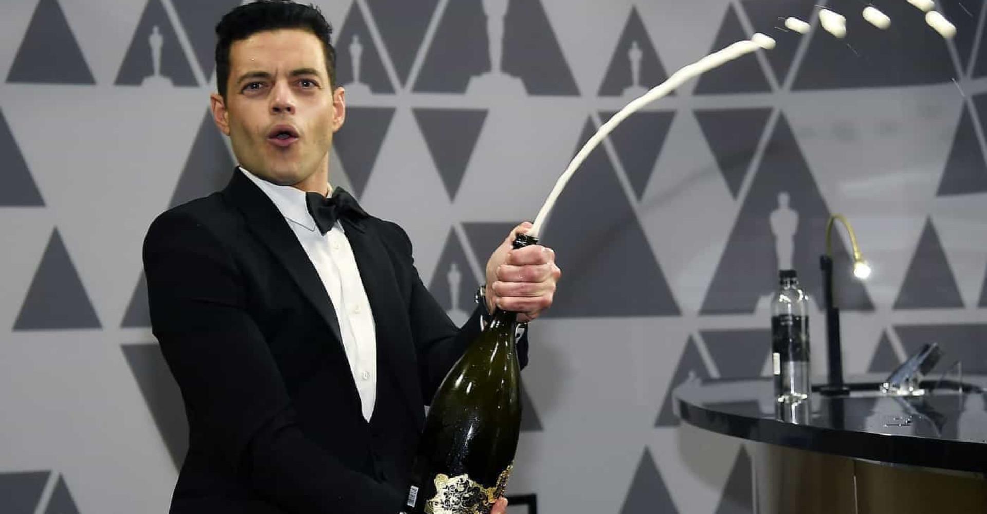 "De ""James Bond"" à ""Bohemian Rhapsody"": Rami Malek est partout!"