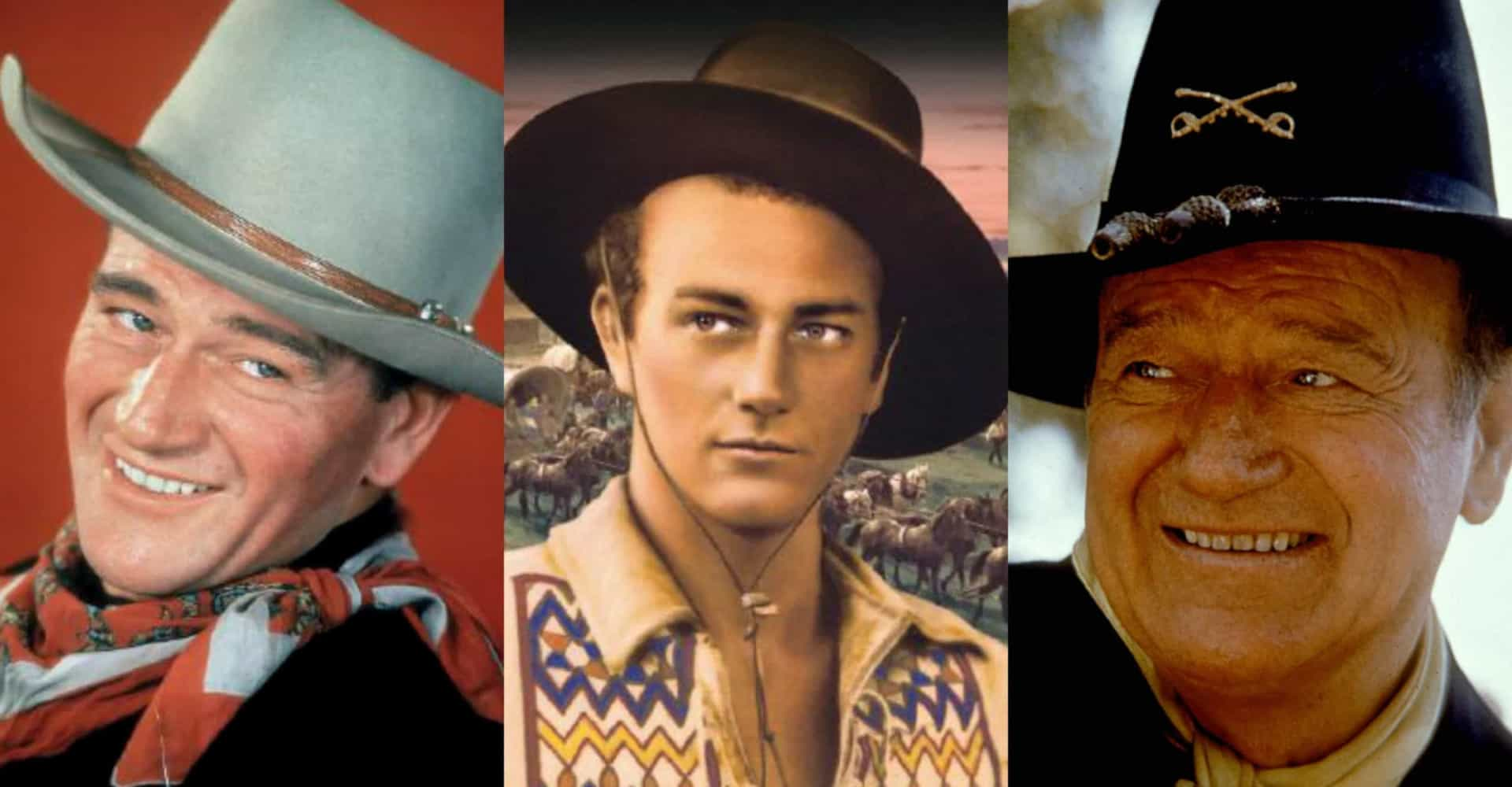 John Wayne: la star des cow-boys