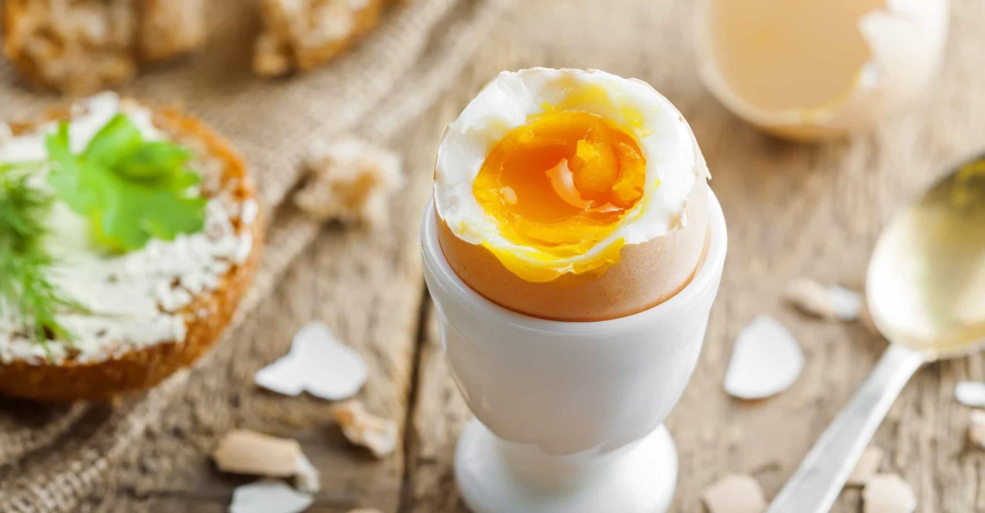 Zachtgekookt of hardgekookt ei: wat is gezonder?