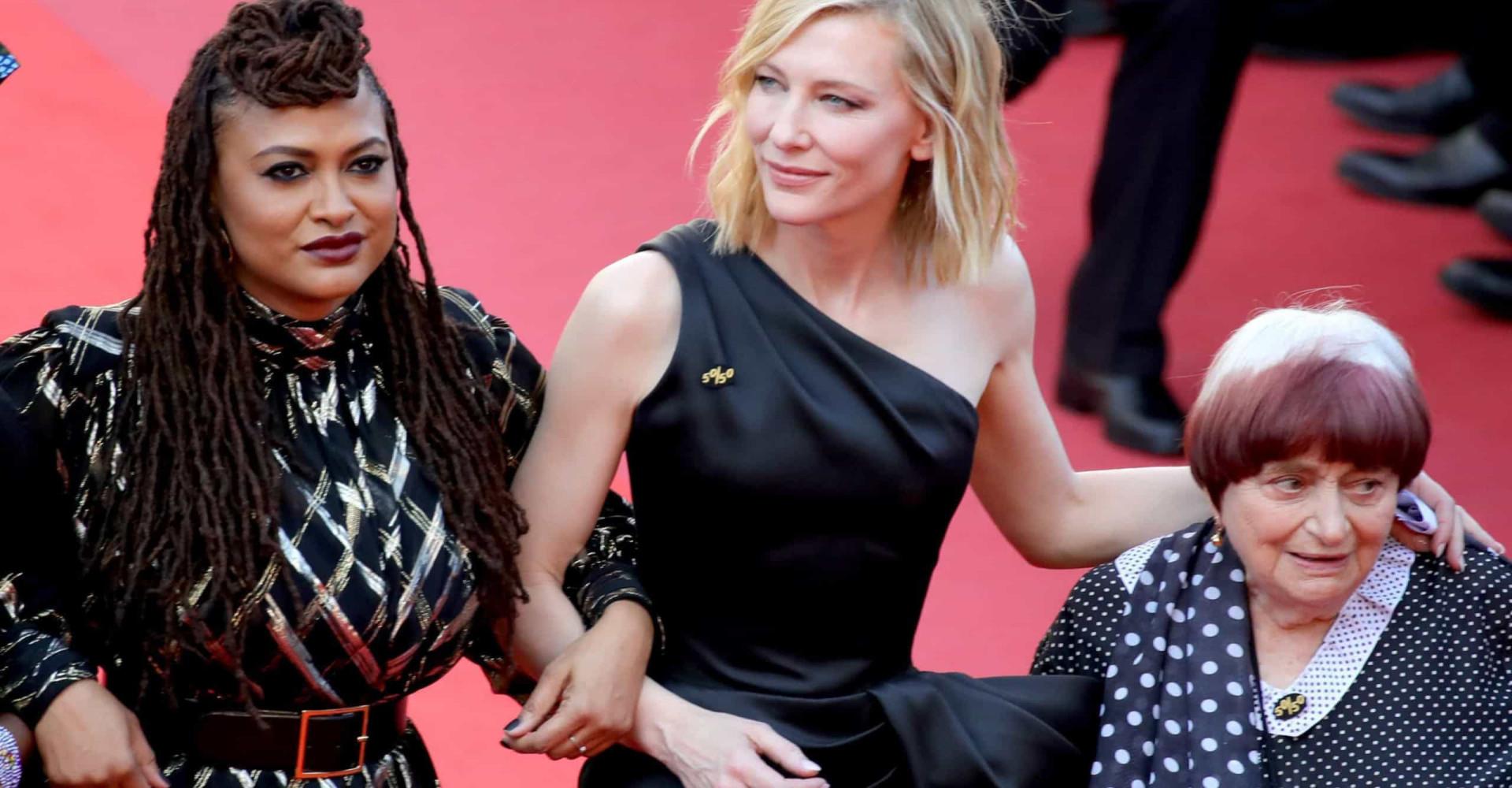 En tillbakablick på höjdpunkter under filmfestivalen i Cannes genom åren