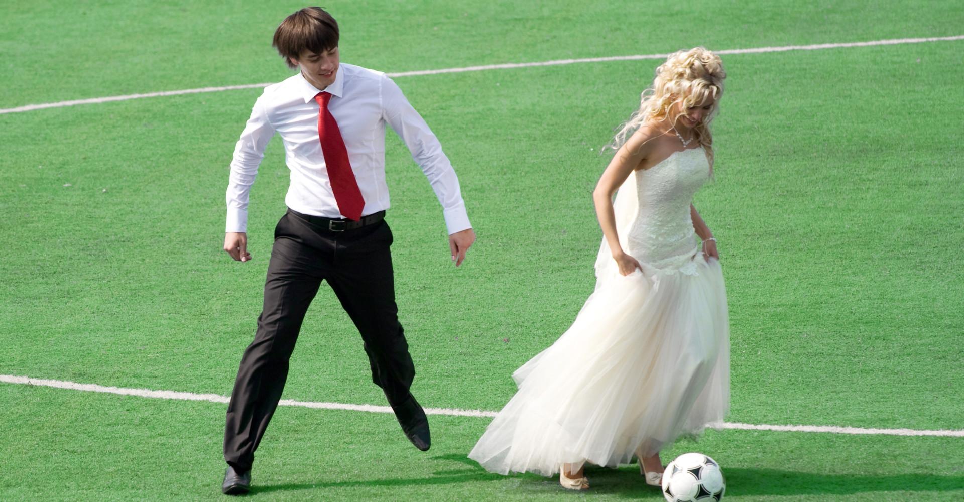 Man wil Champions League-finale zien tijdens zijn bruiloft