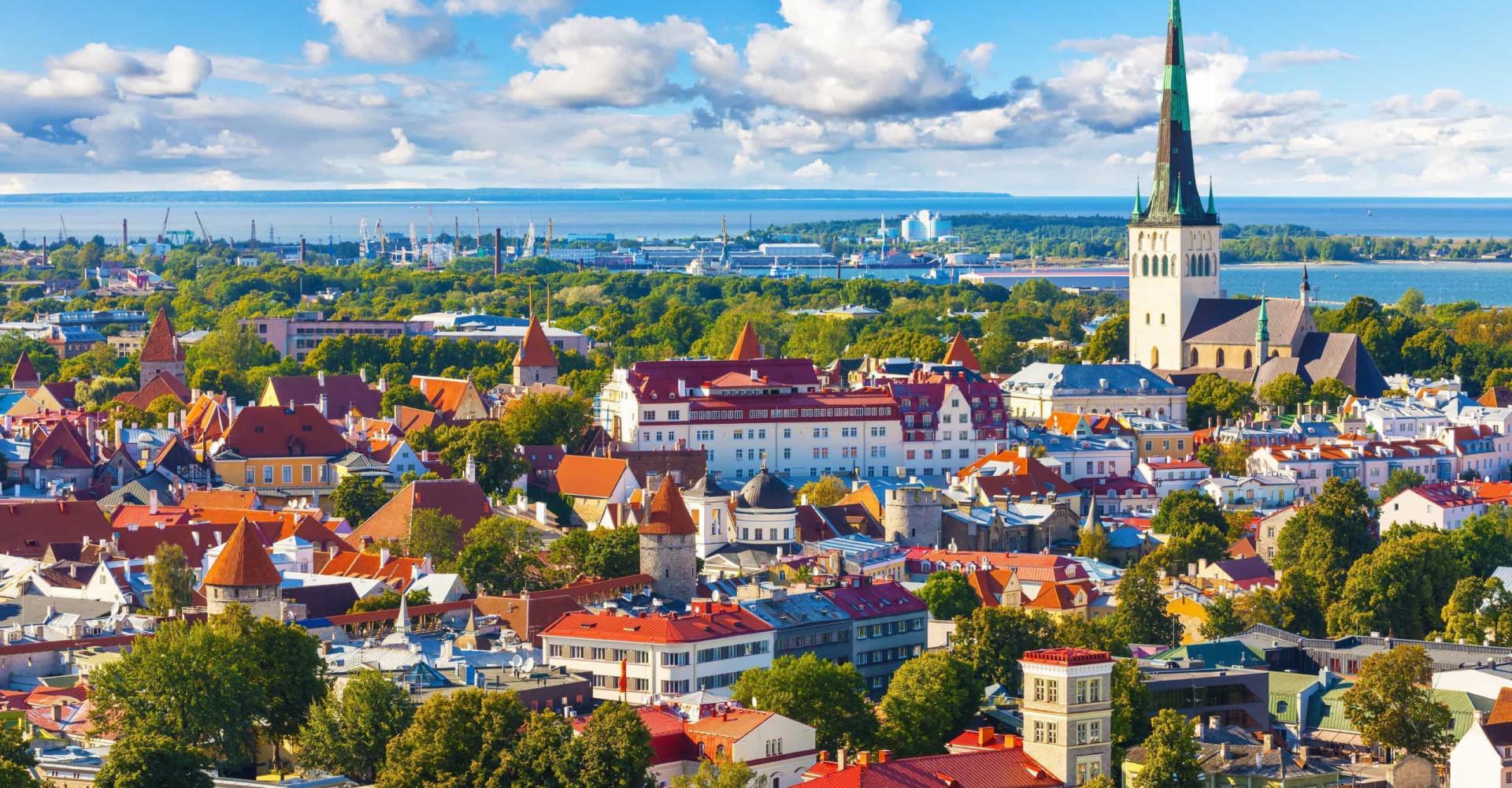 Tallinn it like it is in Estonia