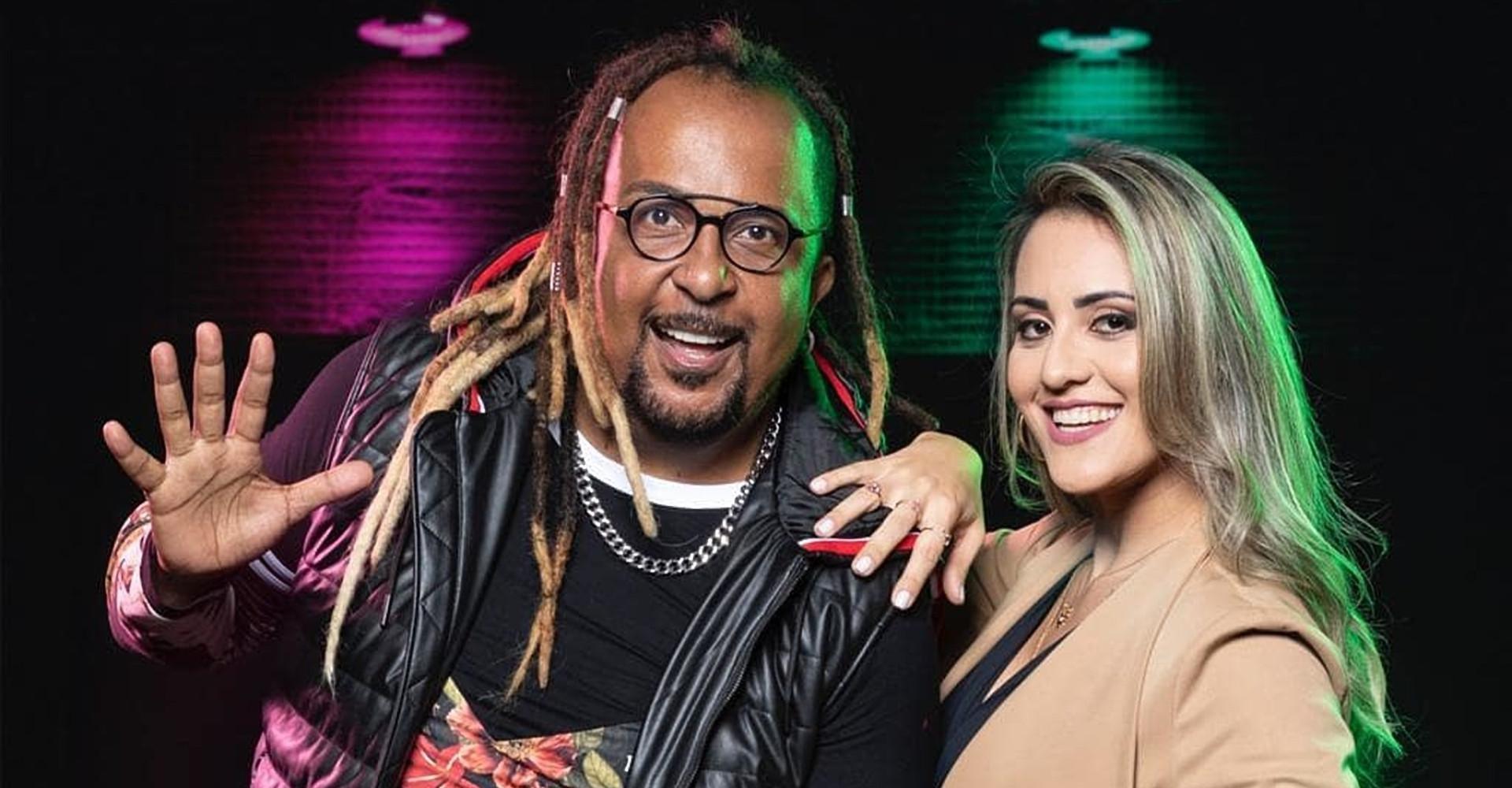 Marcelo Tchakabum e Elaine Costa são eliminados do 'Power Couple'