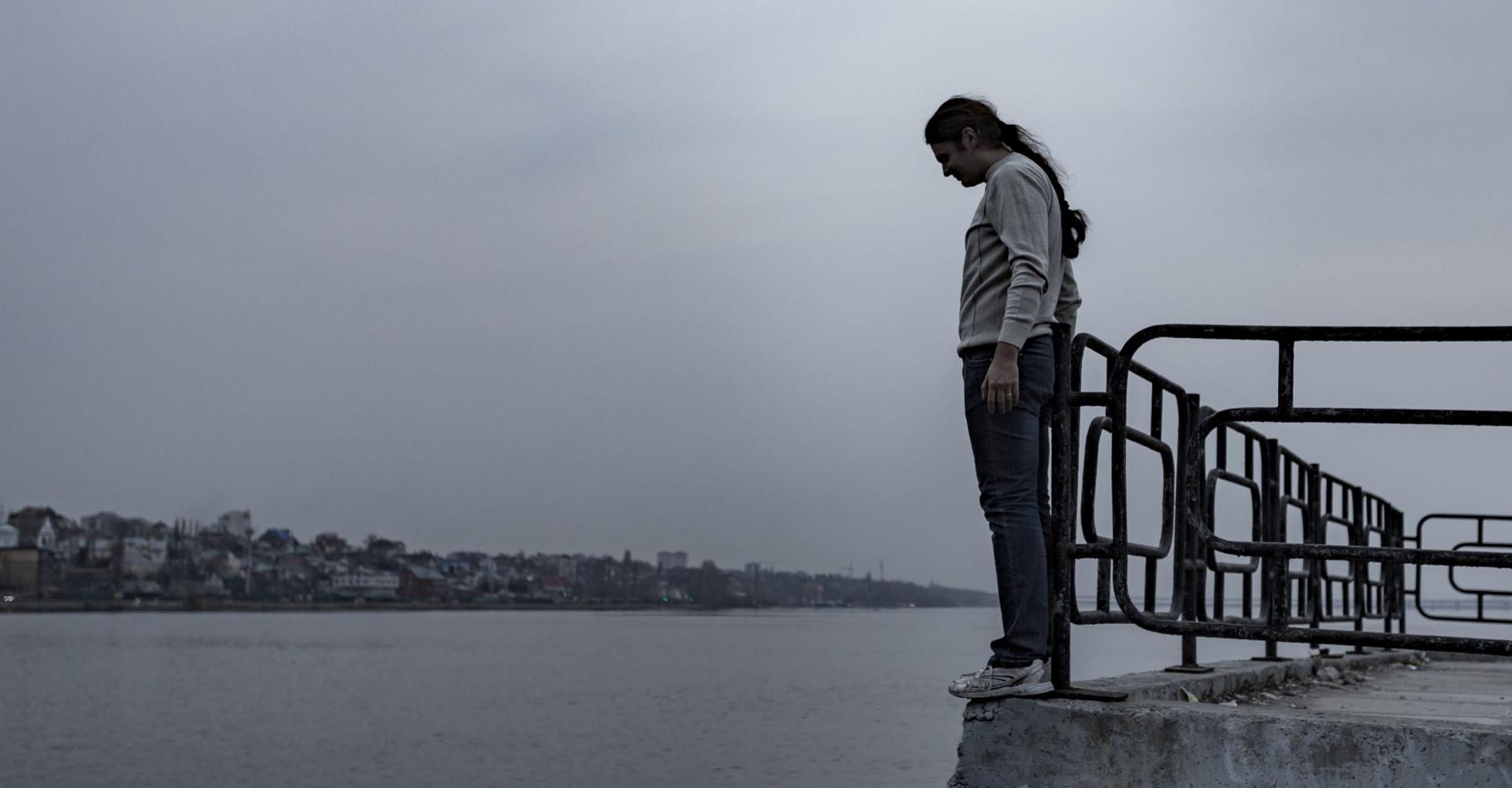 Dodelijke sprong maken: ook non-suïcidale mensen denken hieraan