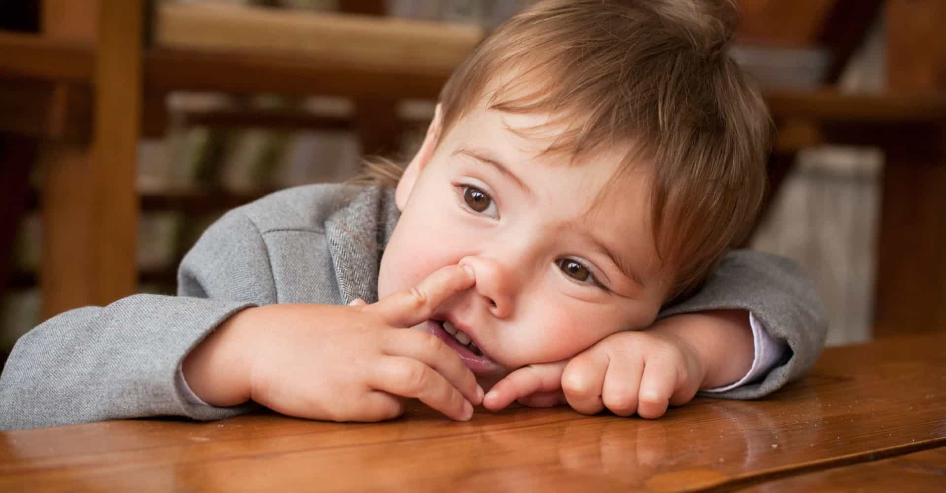Vaner fra barndommen som påvirker voksenlivet