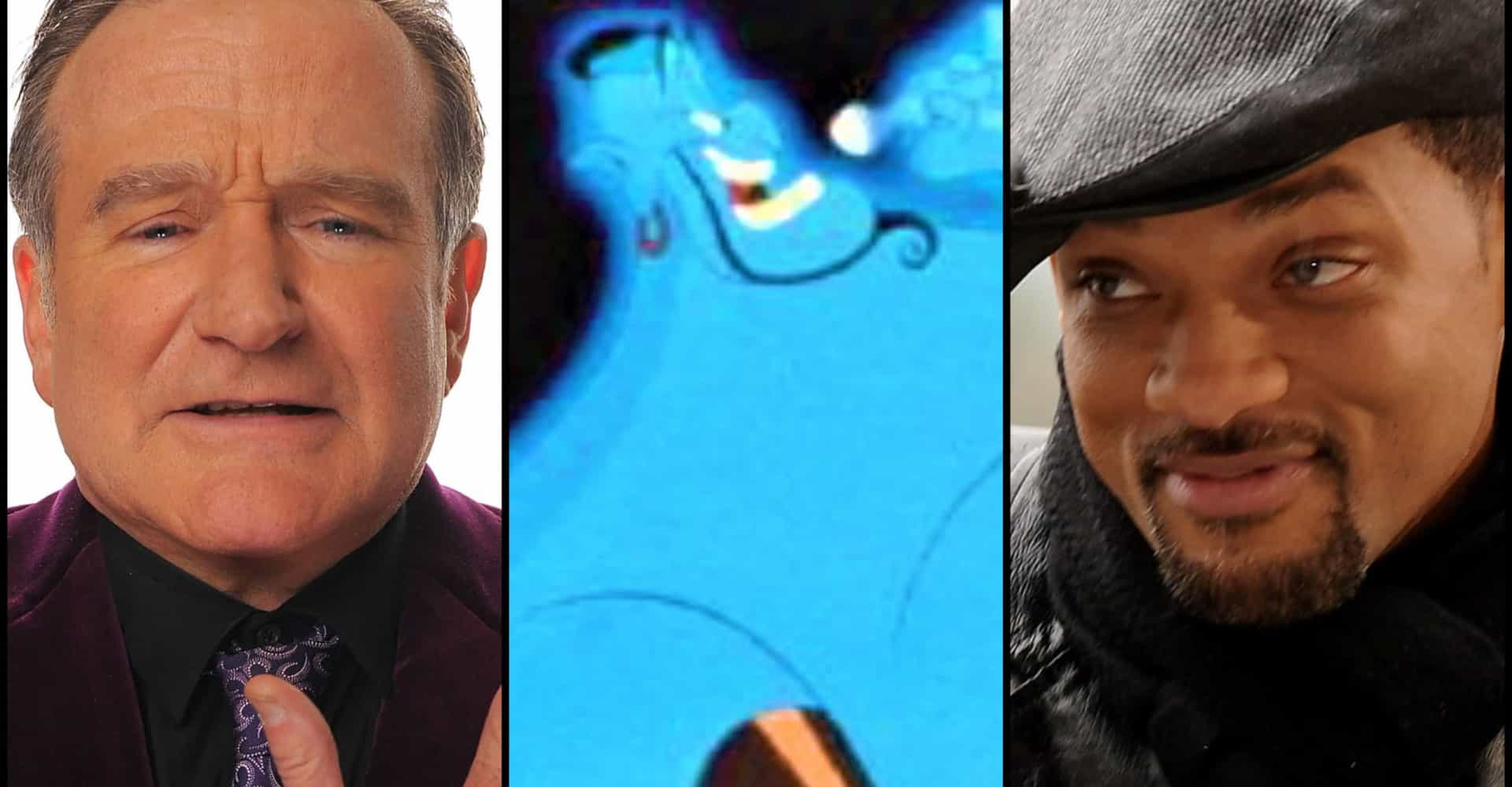 Will Smith or Williams? The 'Aladdin' cast then and now