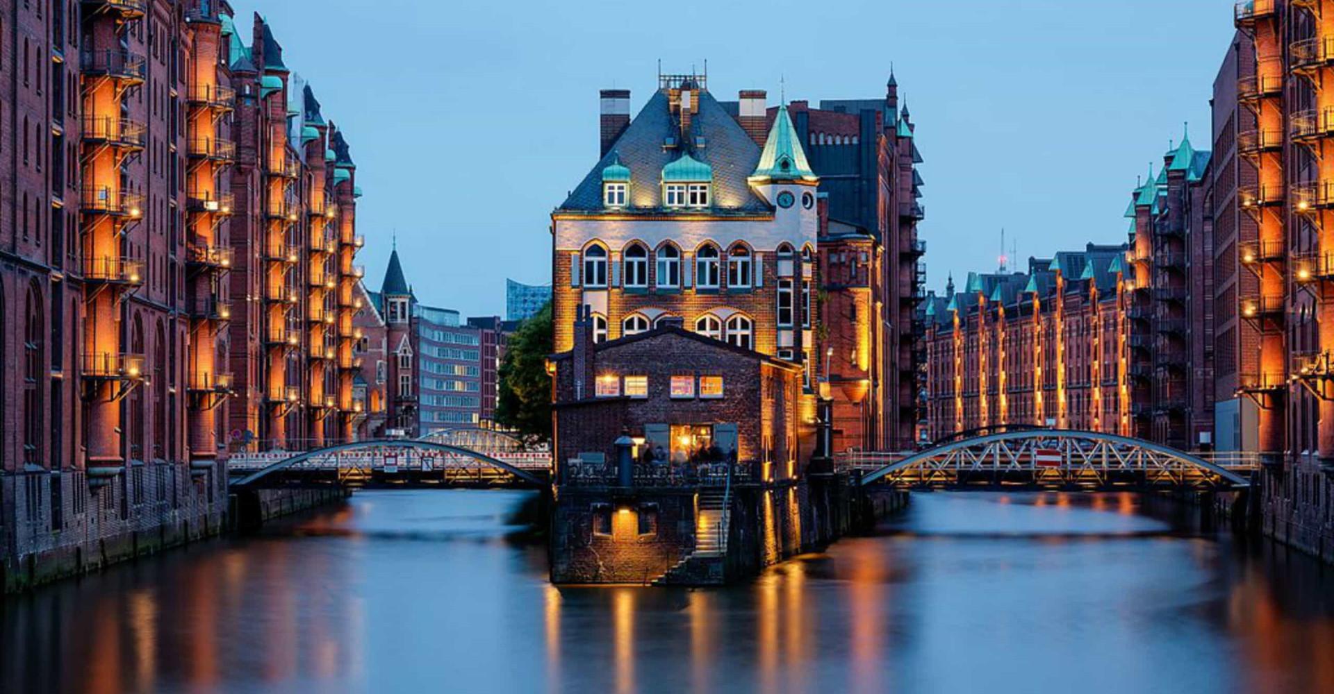 """Here's to Hamburg, Germany's """"Gateway to the World"""""""