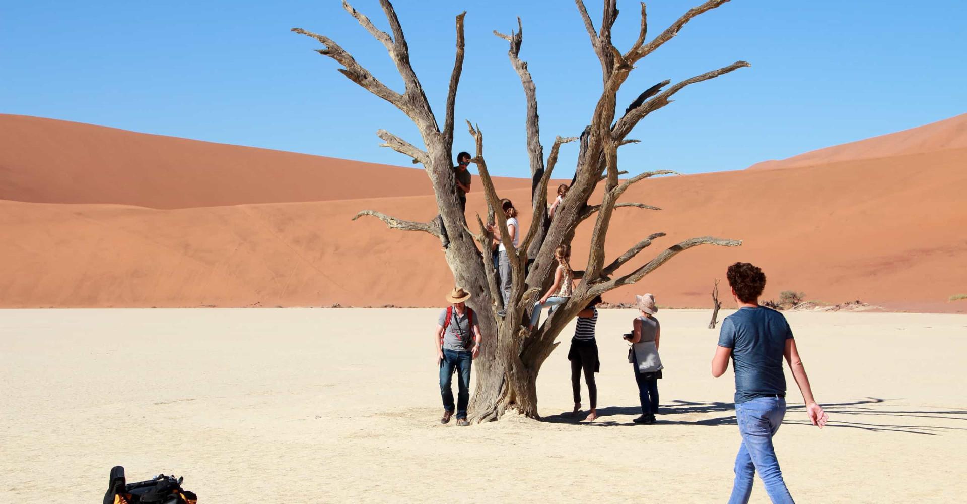 Naturlige underverker som har blitt ødelagt av turister