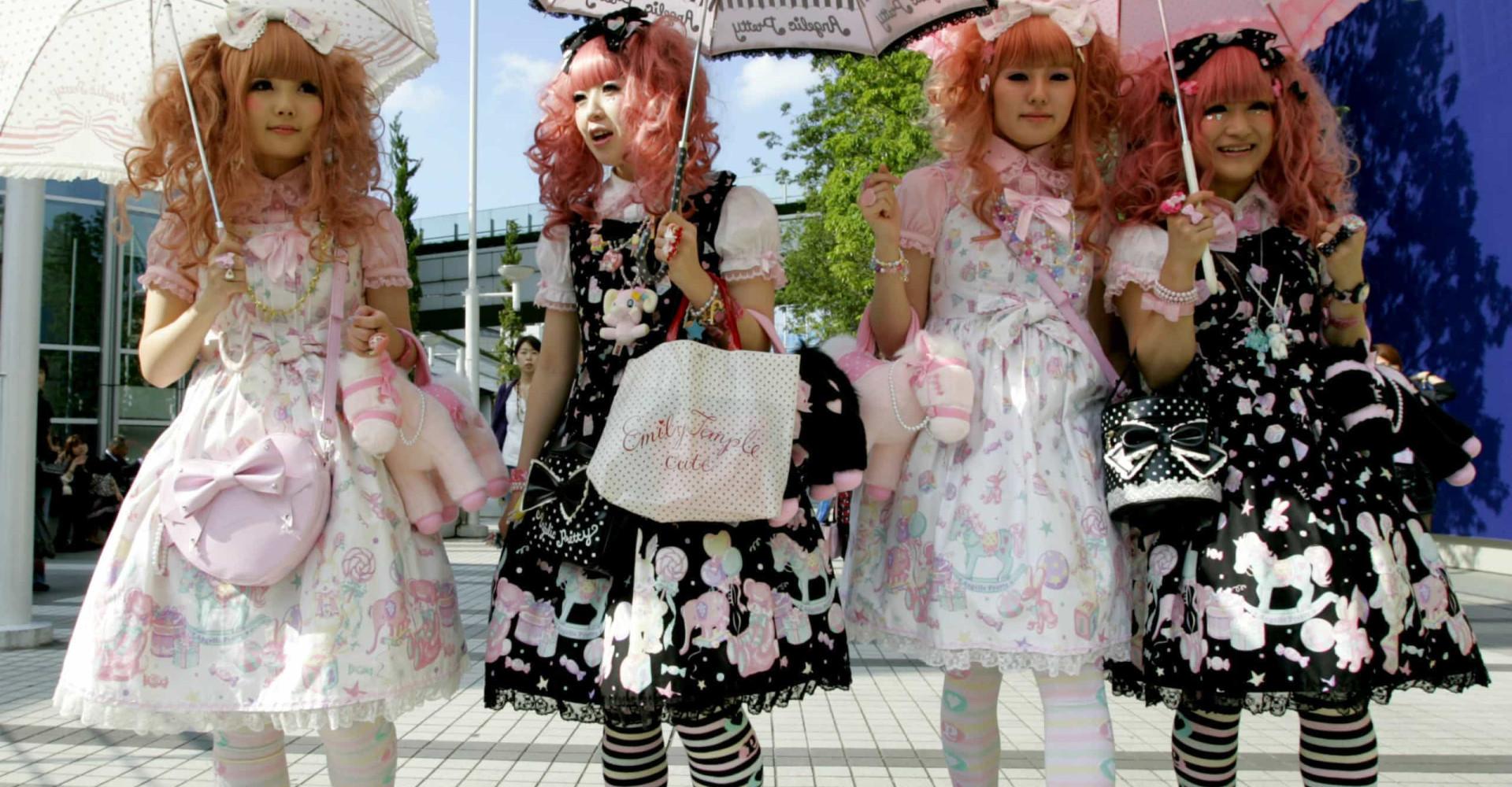 El triste declive de las modas y subculturas japonesas de la calle