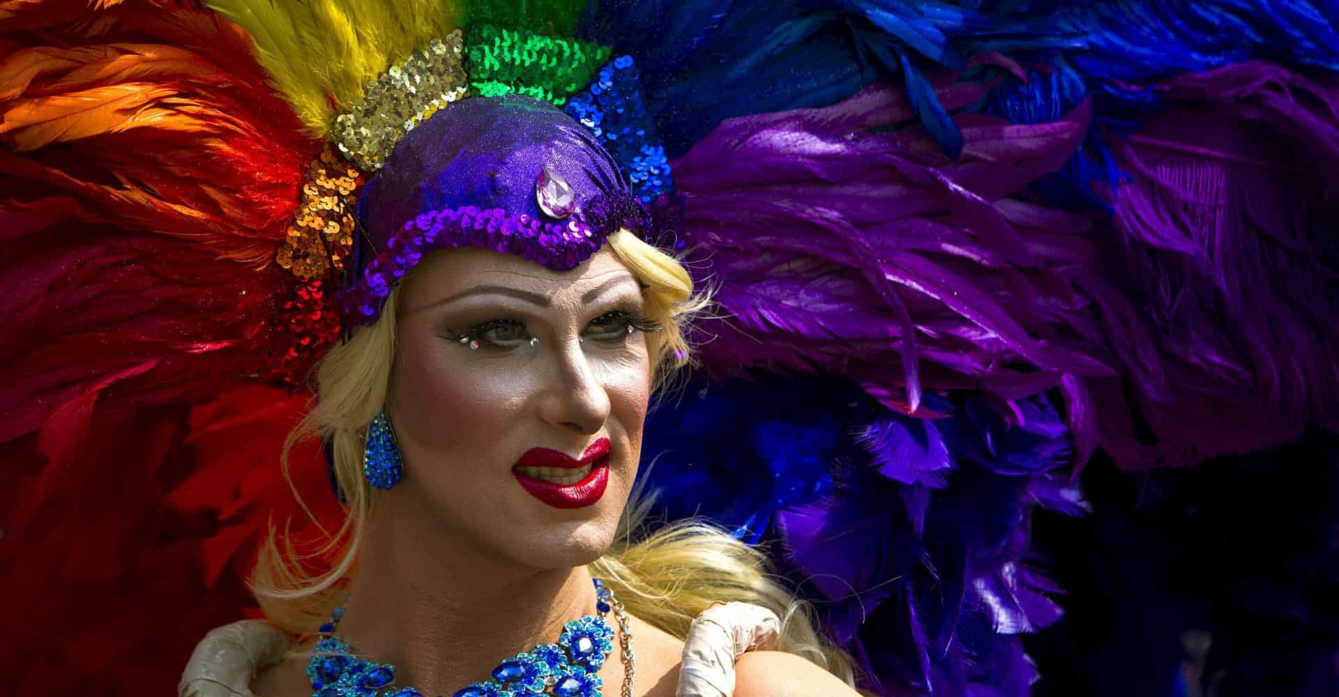 Showstopping drag queens around the world