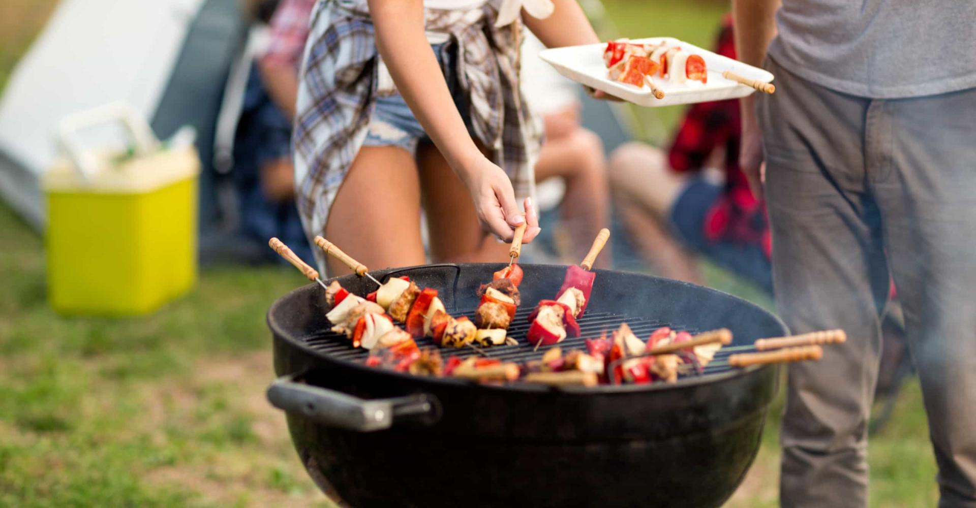 Handige etenswaren om mee te nemen naar een festivalweekend