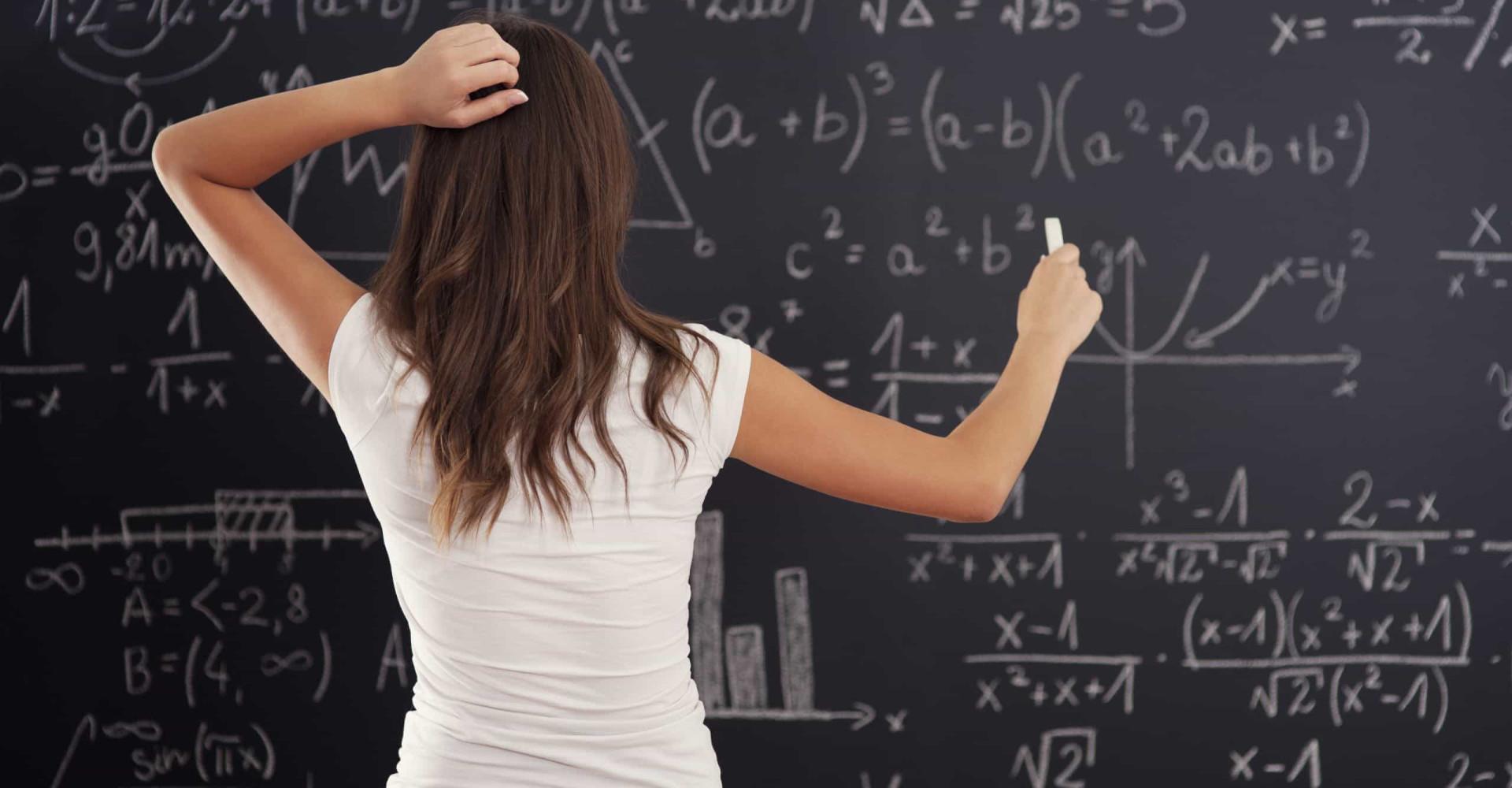 Is dit waarom je slecht in wiskunde bent?