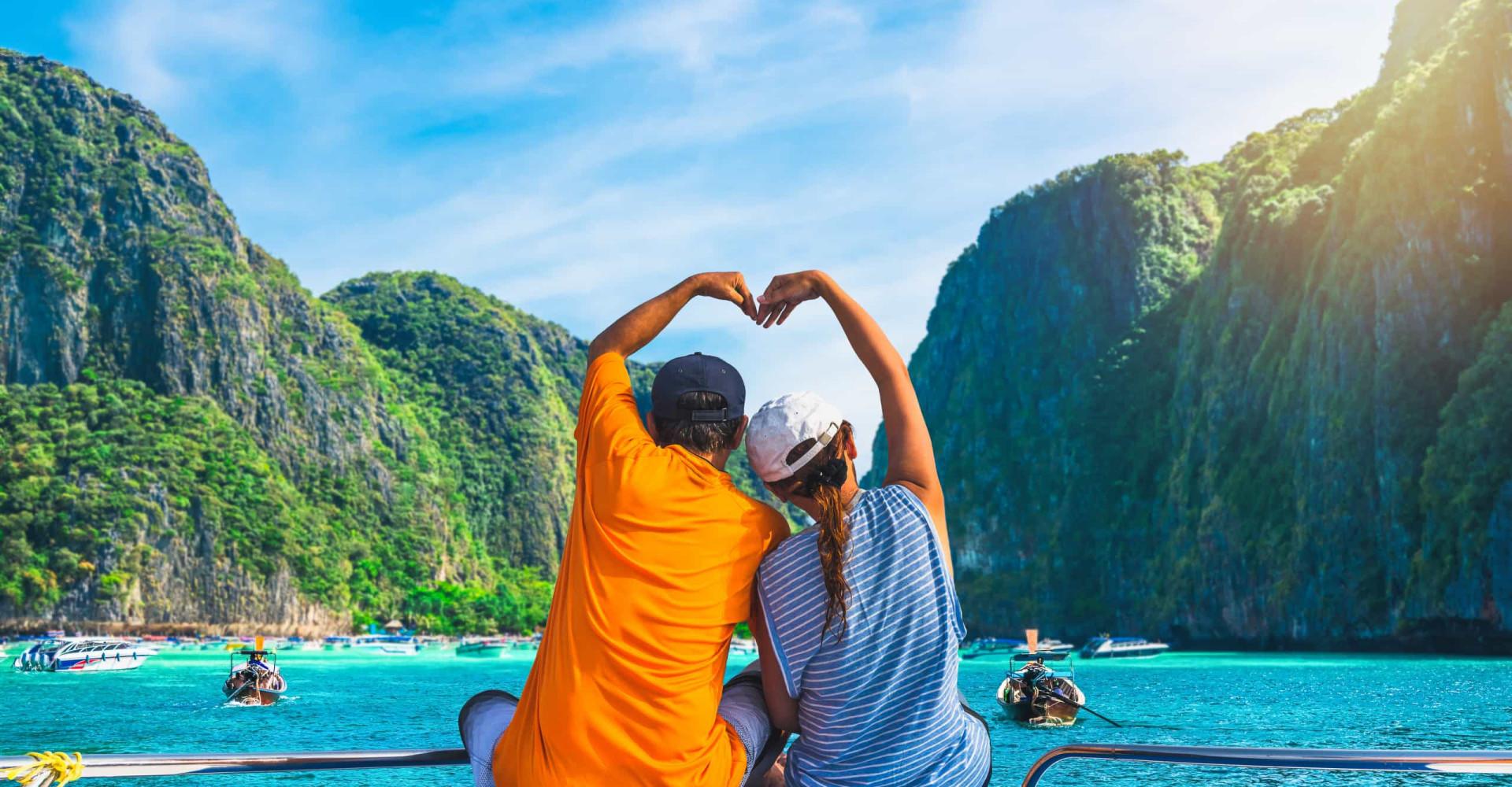 Os melhores destinos no Brasil e no exterior para os namorados!