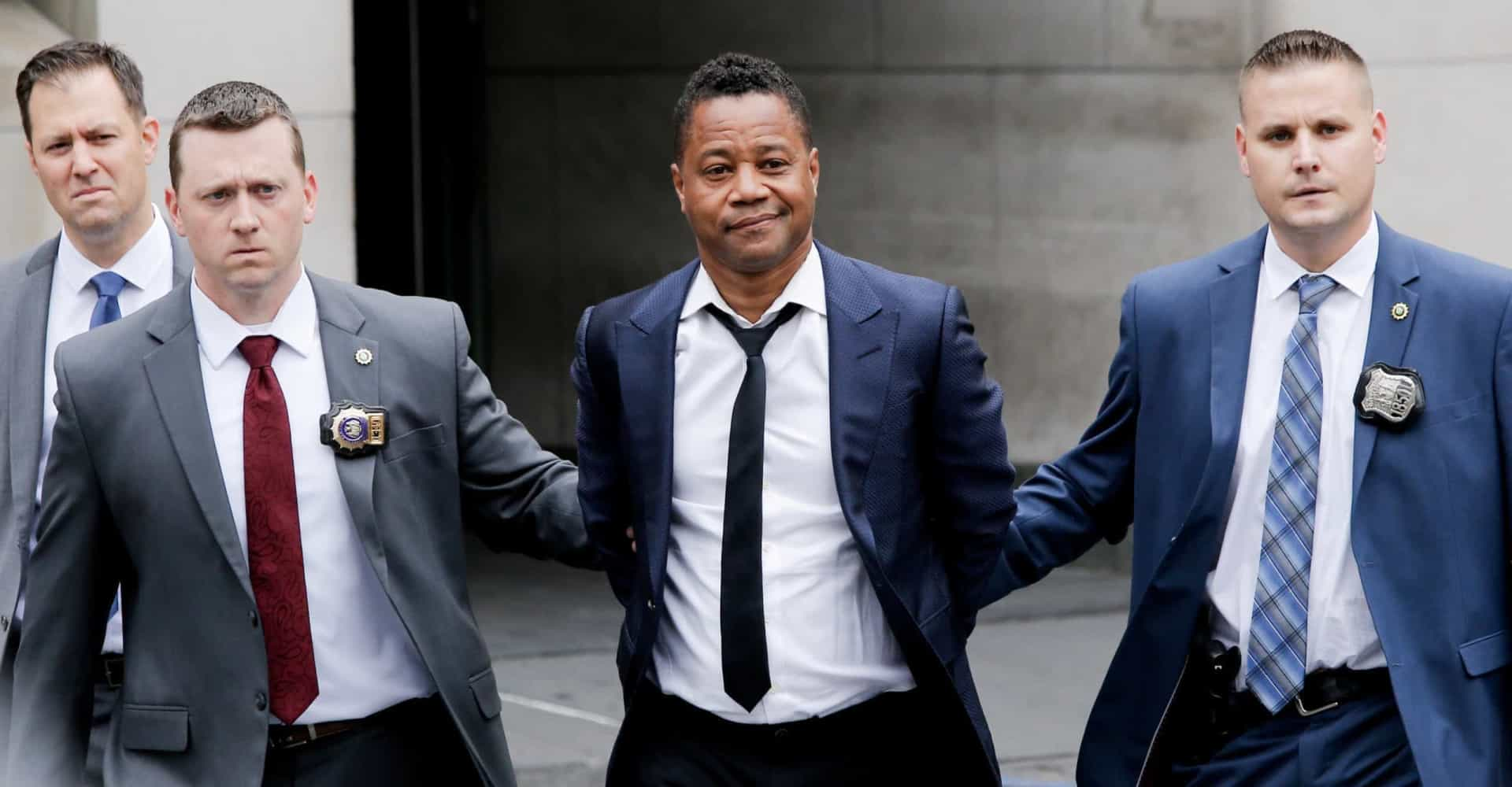 Cuba Gooding Jr. and other stars accused of sexual misconduct
