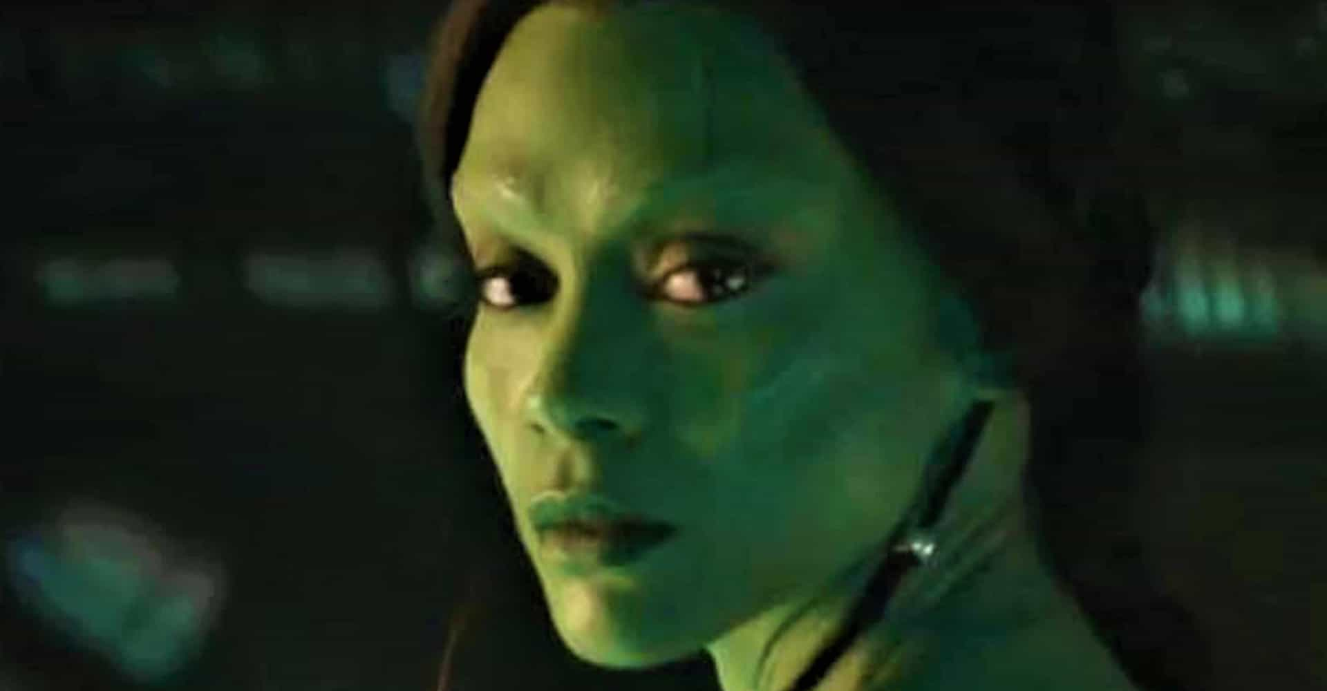 Zoe Saldana: the queen of film franchises