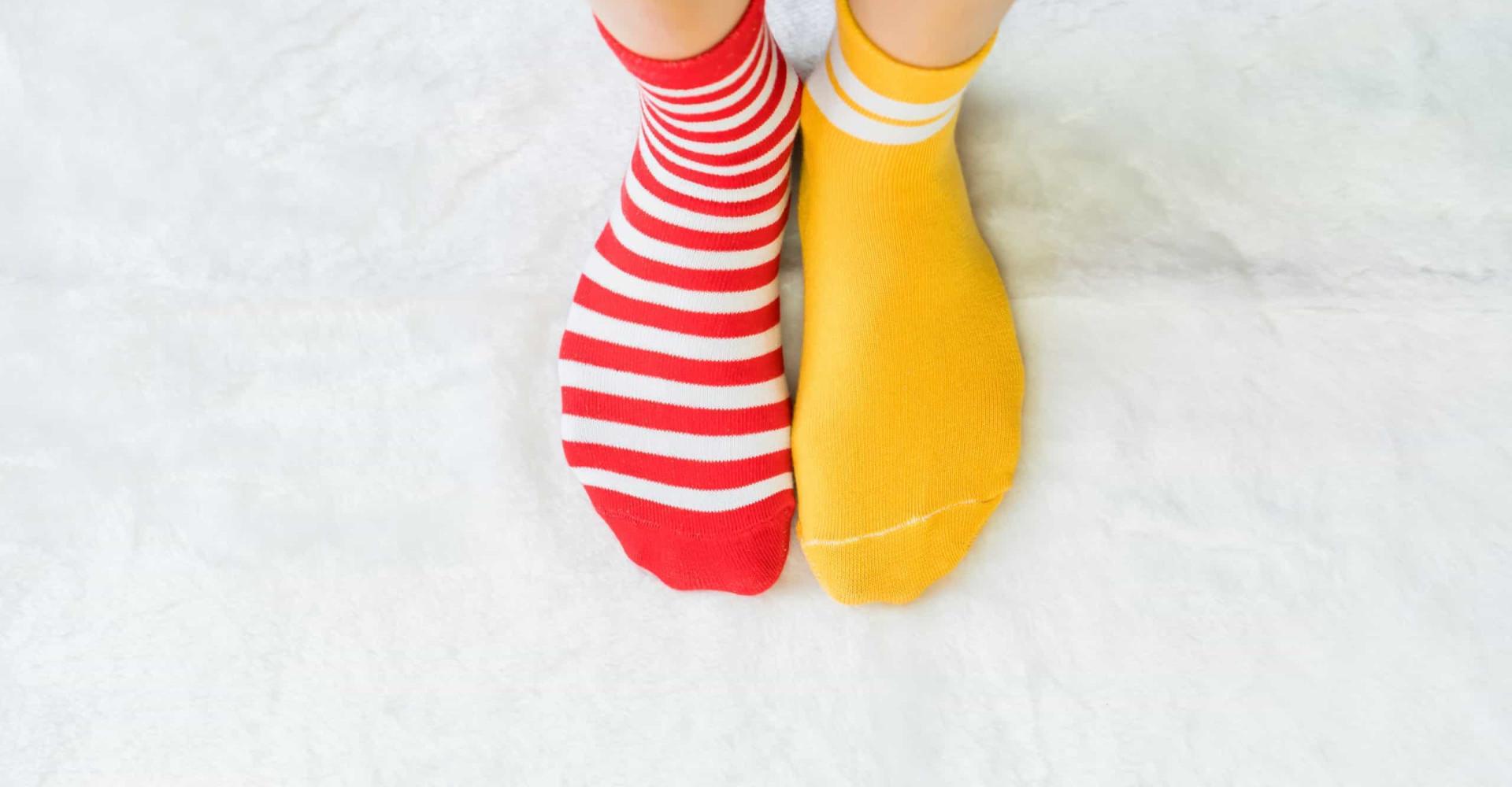 Nooit meer je sokken kwijt met deze simpele truc