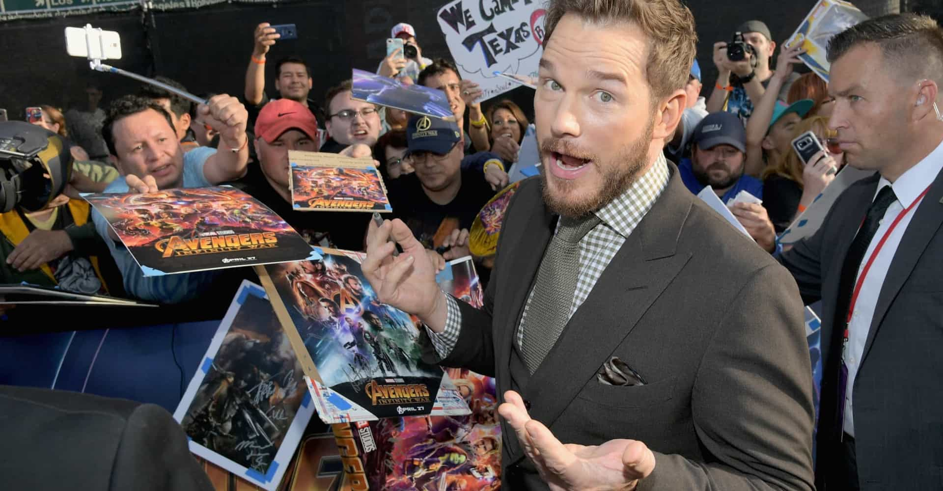 Marvel to mediocre: Chris Pratt's best and worst films