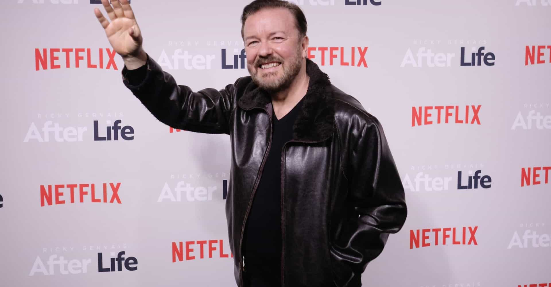 Mr. Golden Globes: Ricky Gervais' funniest one-liners