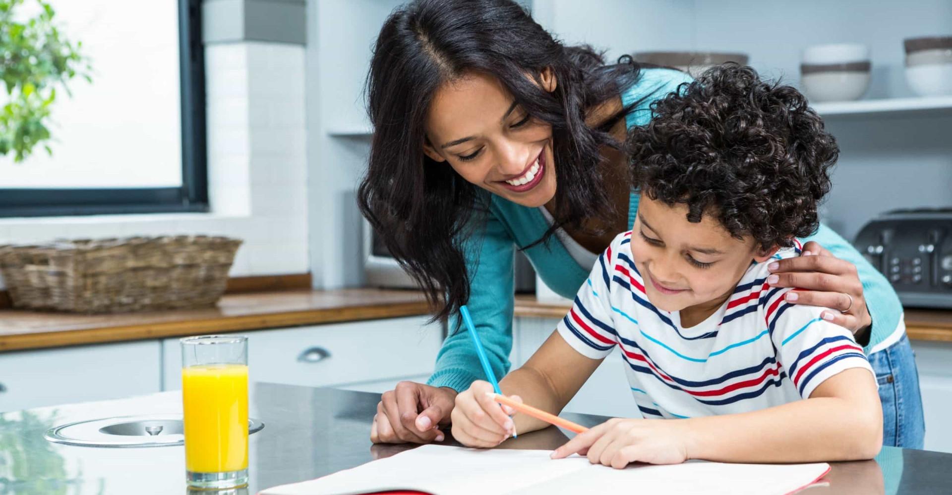 Huiswerk: is het verstandig om je kinderen te helpen?