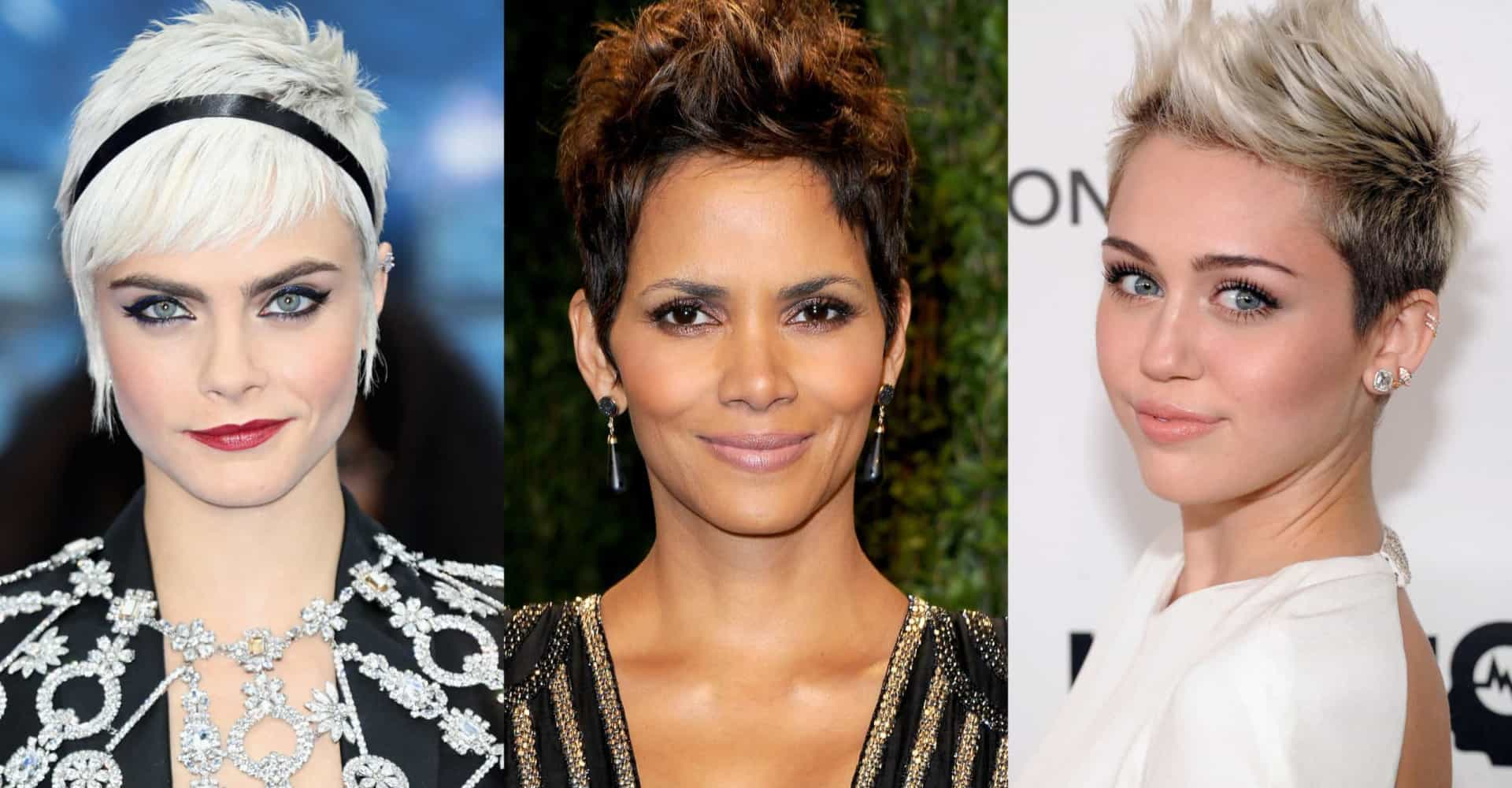 Celebs who rocked the pixie cut