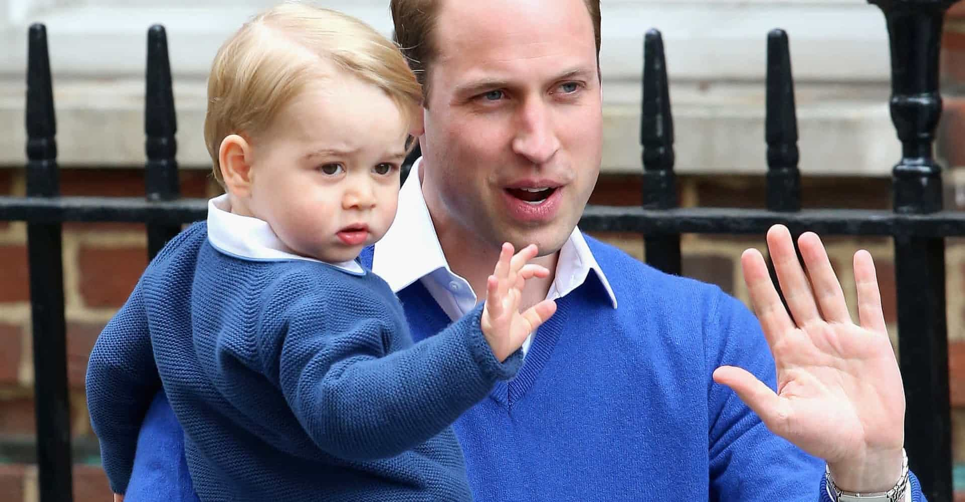 Prince William vows support if his children come out as LGBT