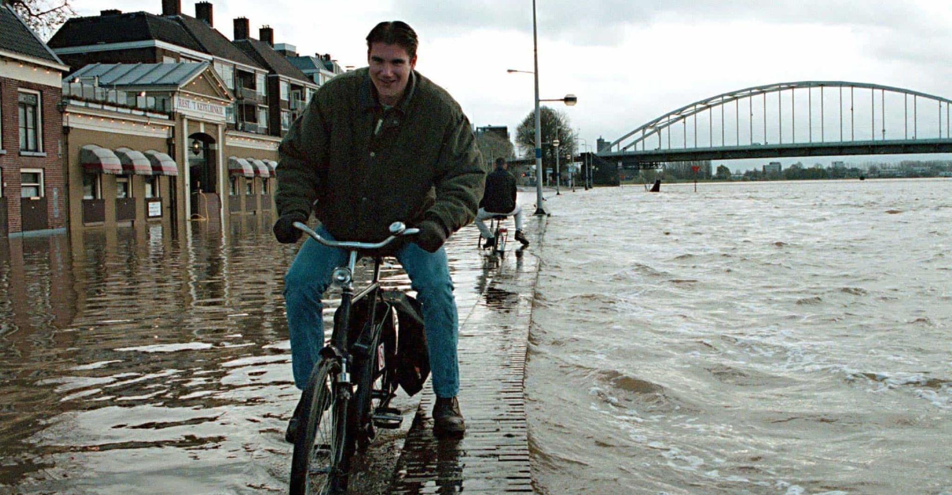 Nederland: de expert in water