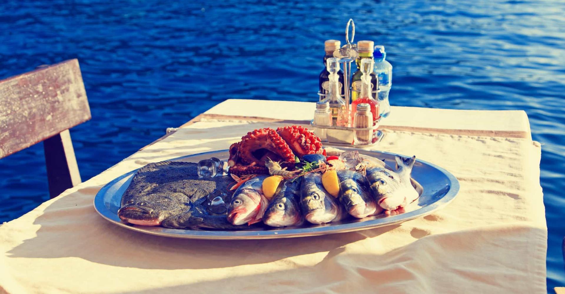 Os melhores destinos na Europa para os amantes da gastronomia!