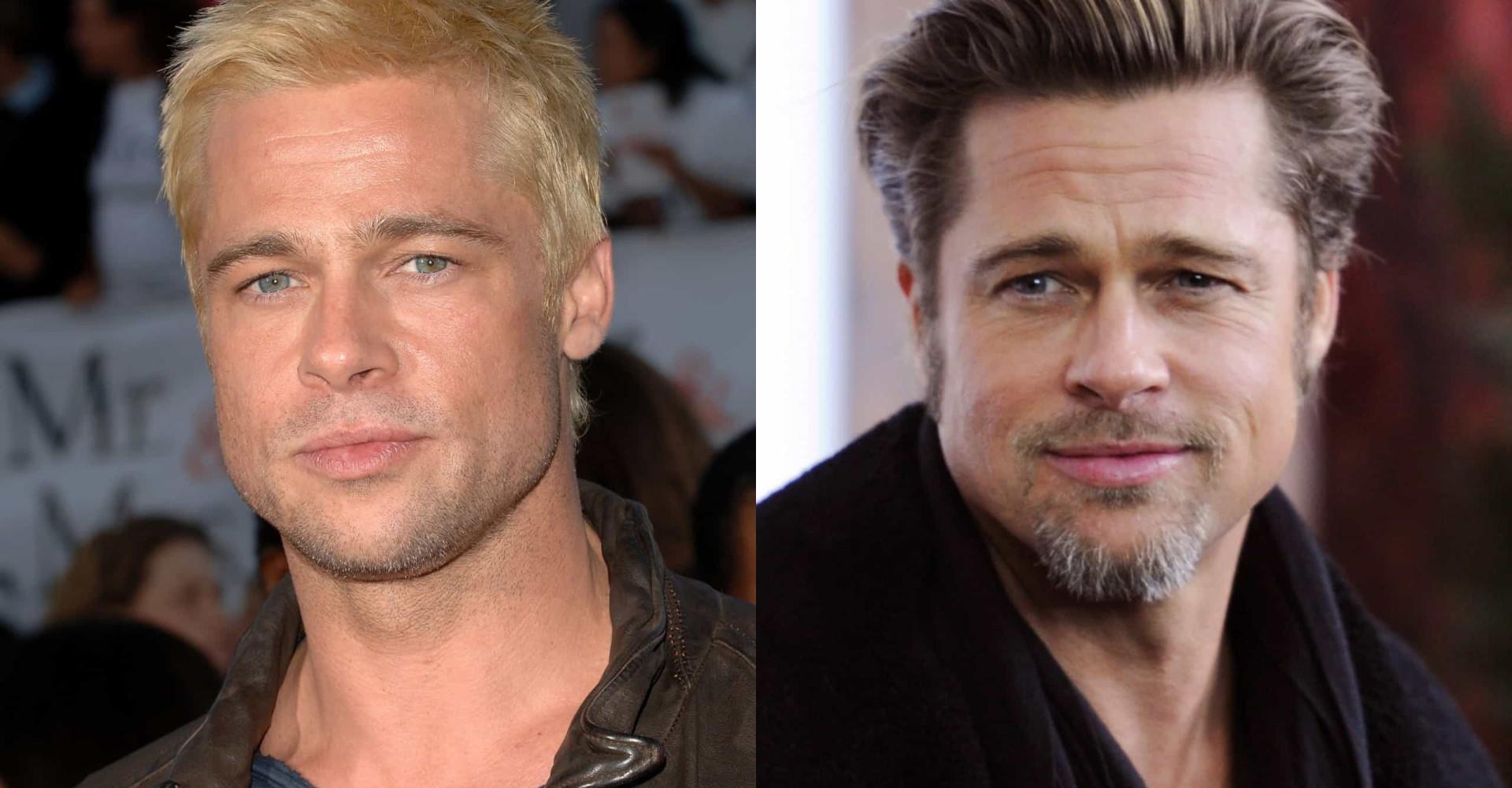 Gefärbt mann haare blond Second Life